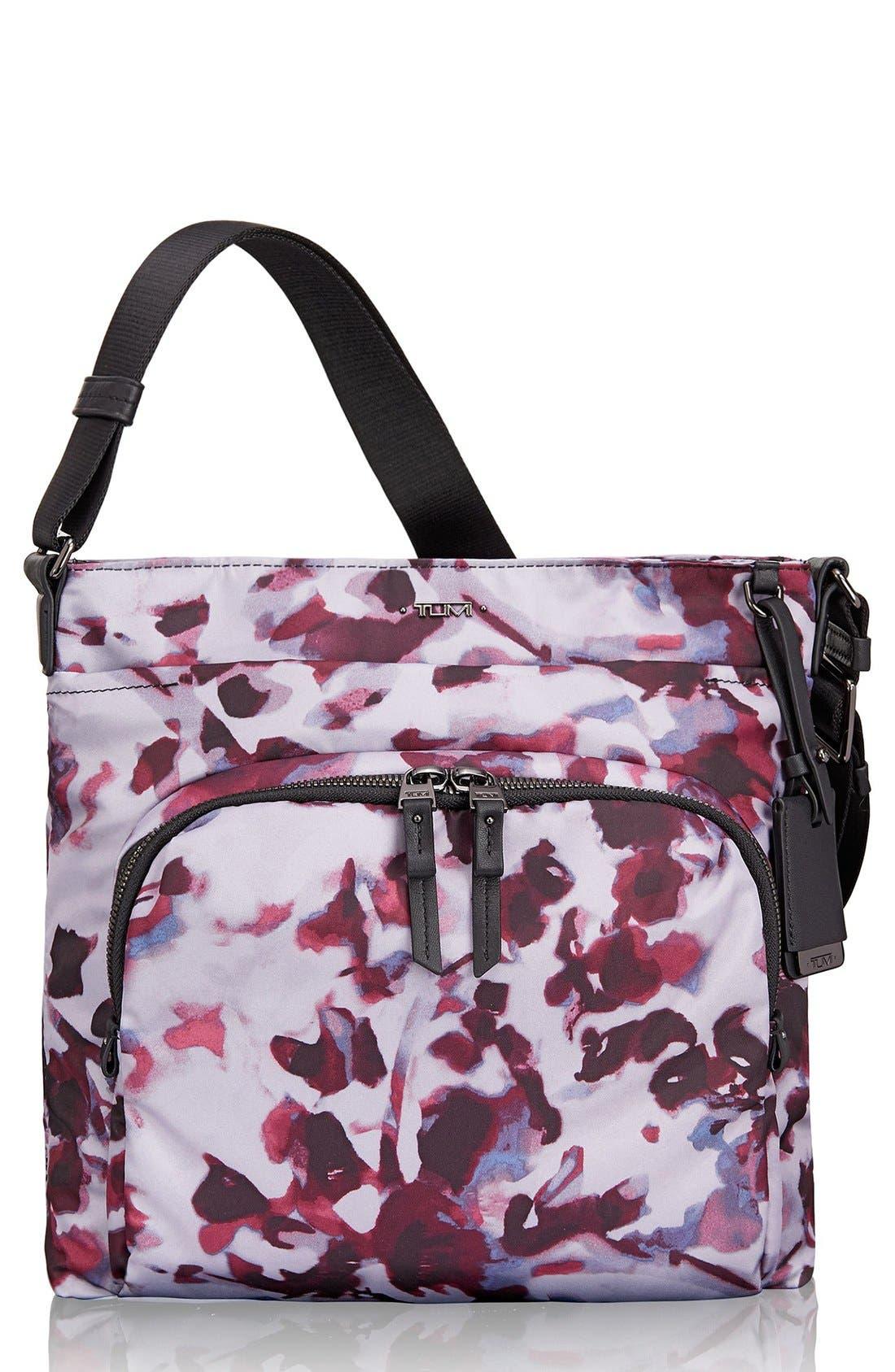 Voyageur - Capri Nylon Crossbody Bag,                             Main thumbnail 11, color,