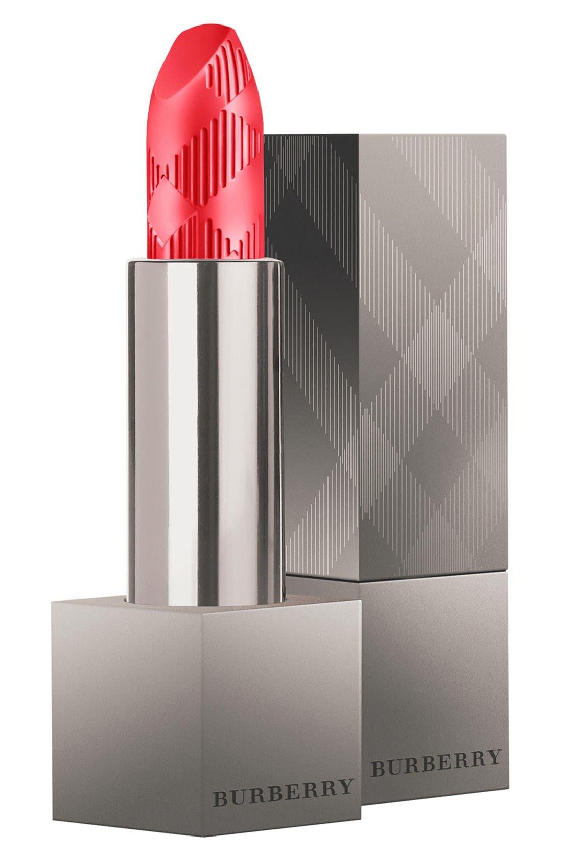 Lip Velvet Matte Lipstick,                             Main thumbnail 1, color,                             NO. 428 ROSY RED