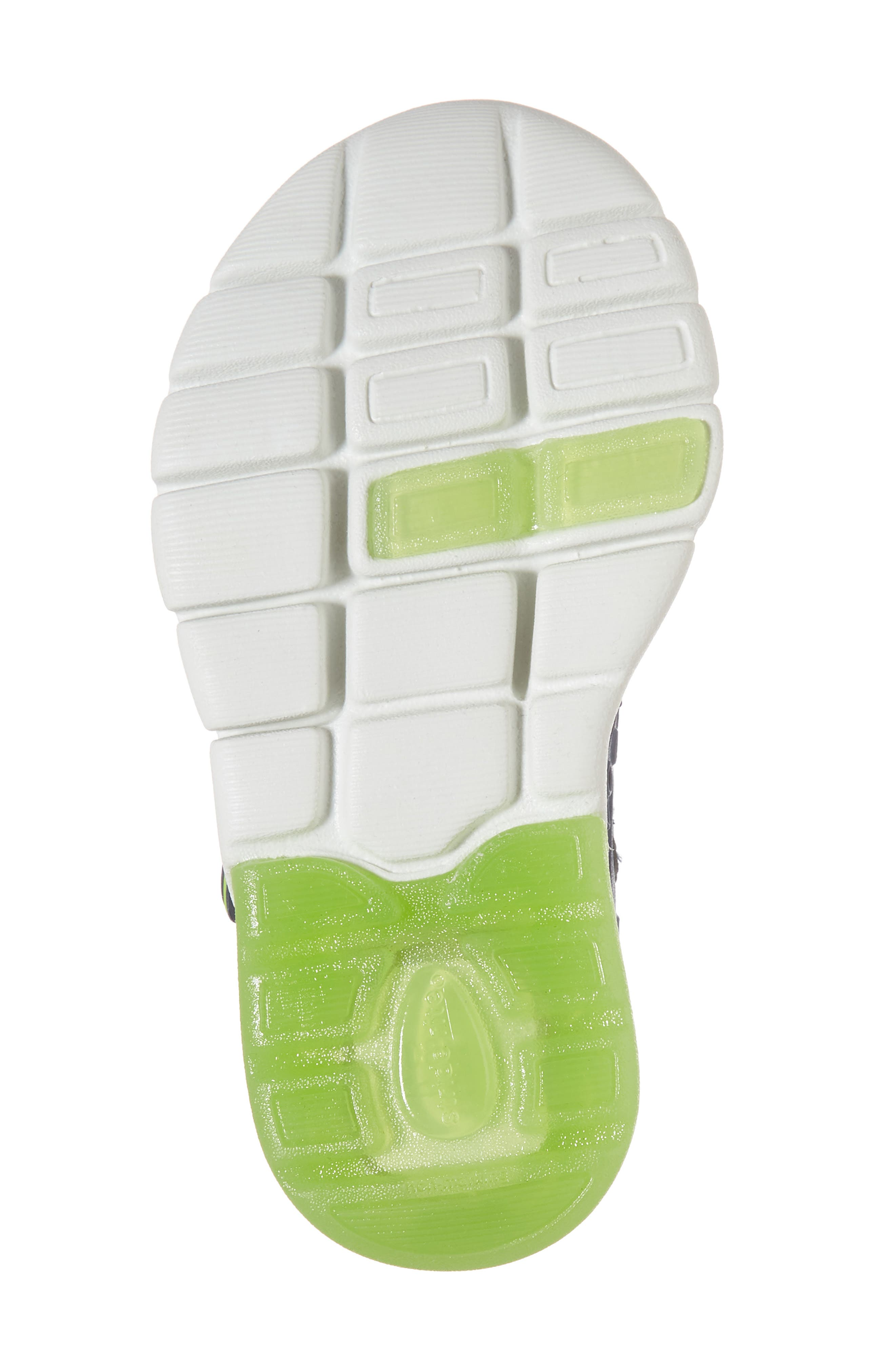 Made2Play<sup>®</sup> Phibian Light-Up Sneaker,                             Alternate thumbnail 6, color,                             NAVY