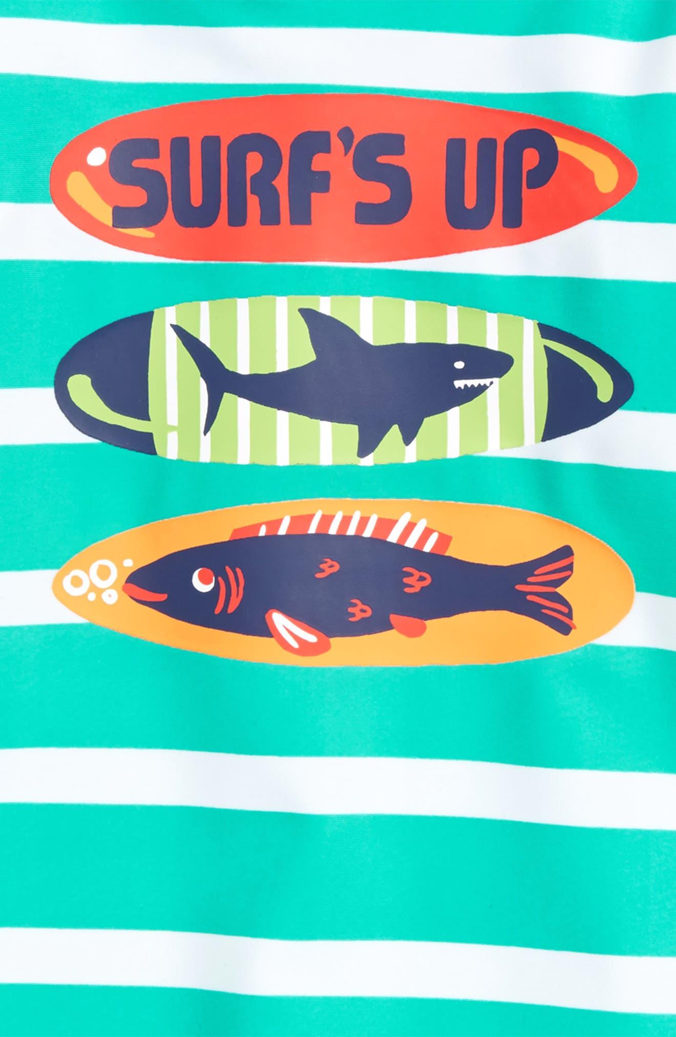 Surfboards One-Piece Rashguard Swimsuit,                             Main thumbnail 1, color,