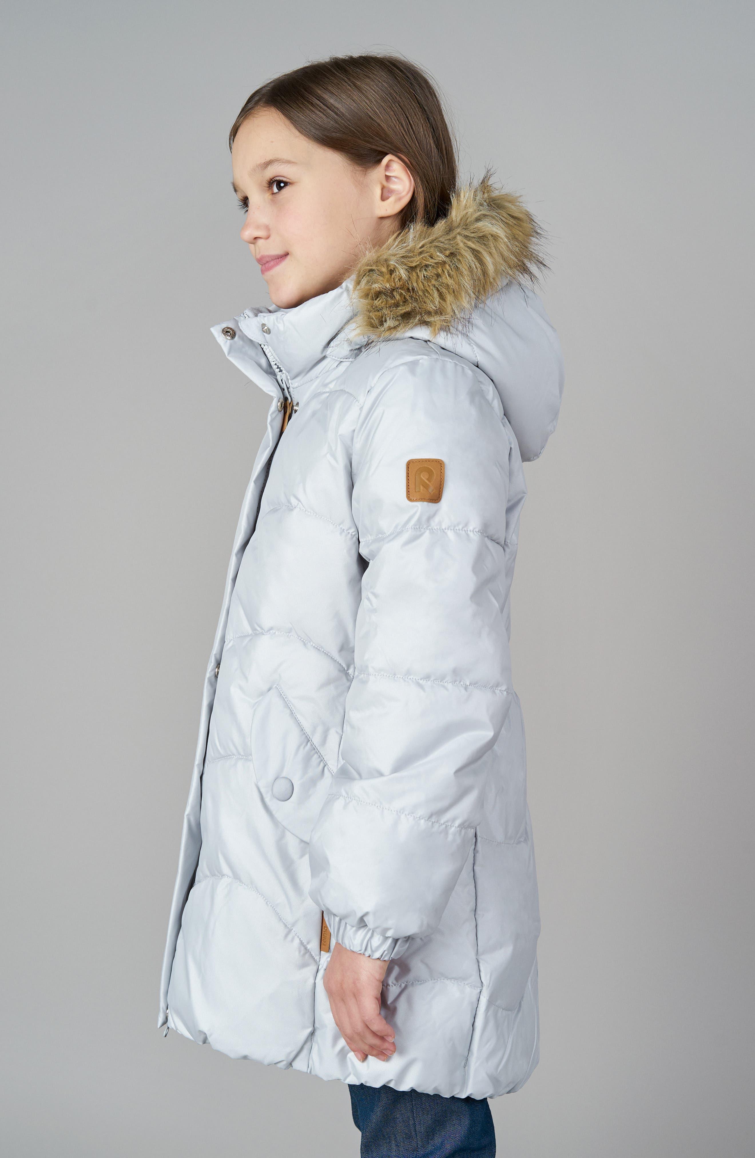 Sula Waterproof Winter Jacket,                             Alternate thumbnail 4, color,                             100