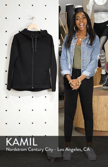Cross Train Hoodie Jacket, sales video thumbnail