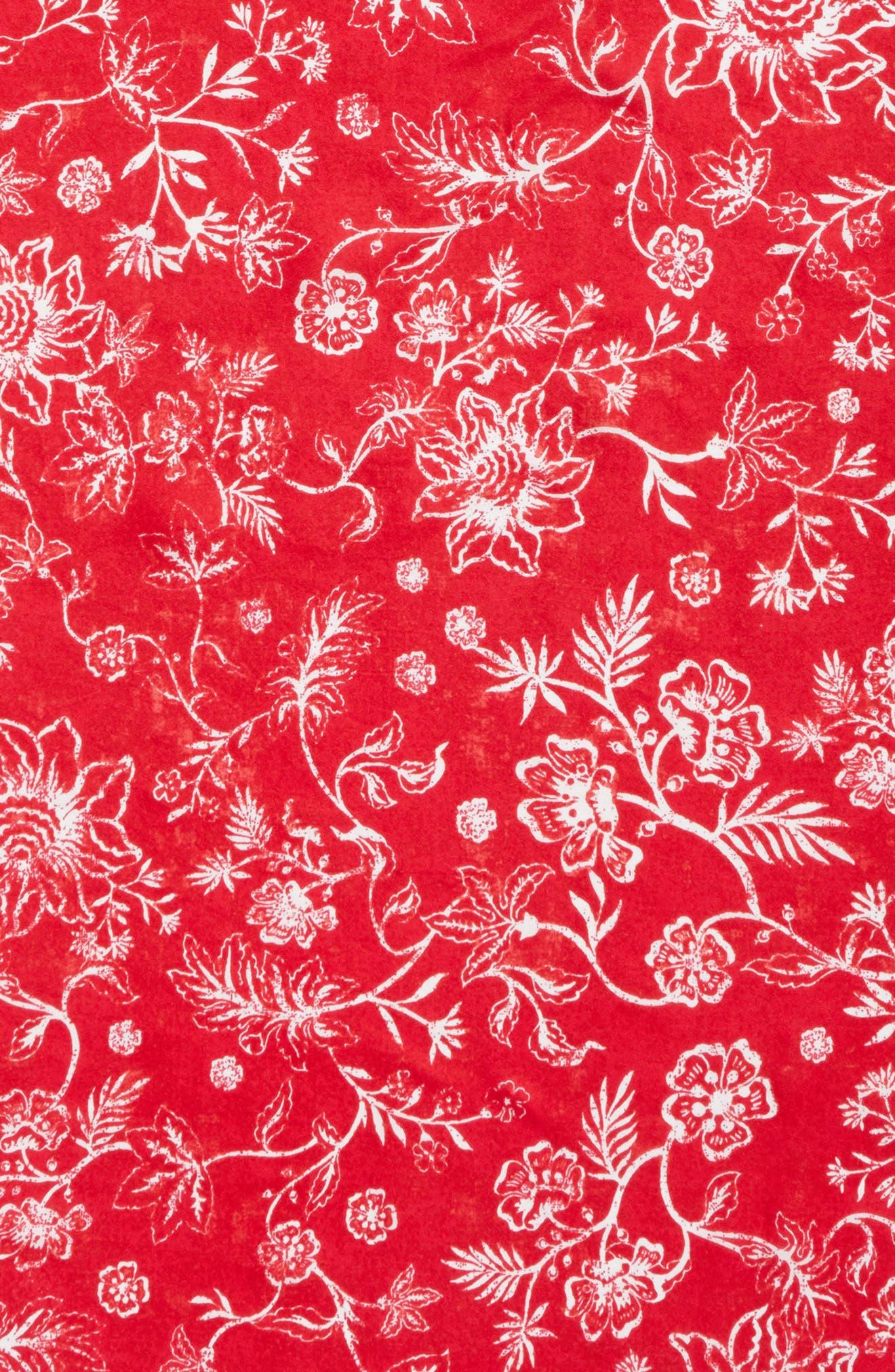 Print Silk Neckerchief,                             Alternate thumbnail 43, color,