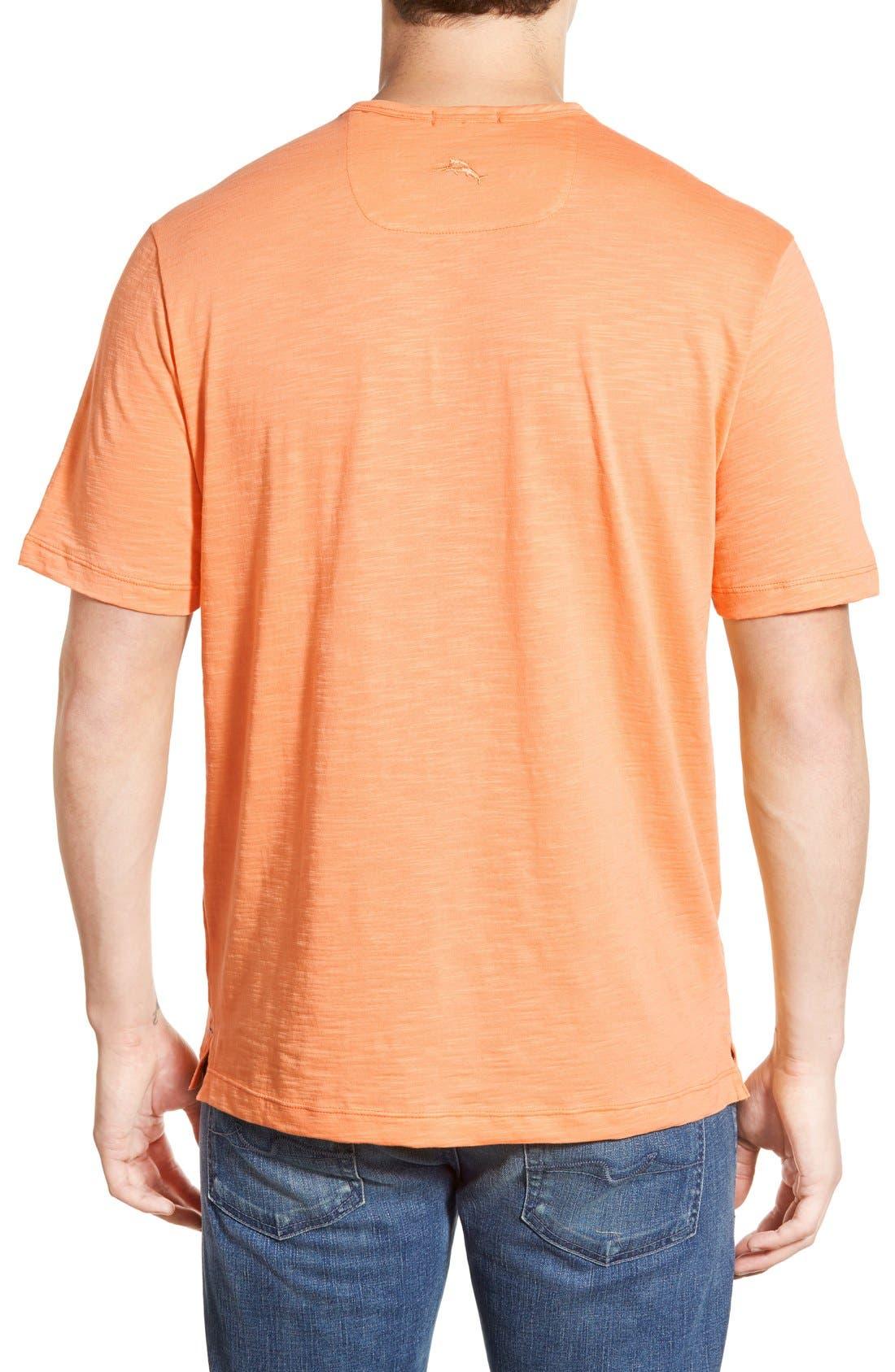 'Portside Player' Pima Cotton T-Shirt,                             Alternate thumbnail 50, color,