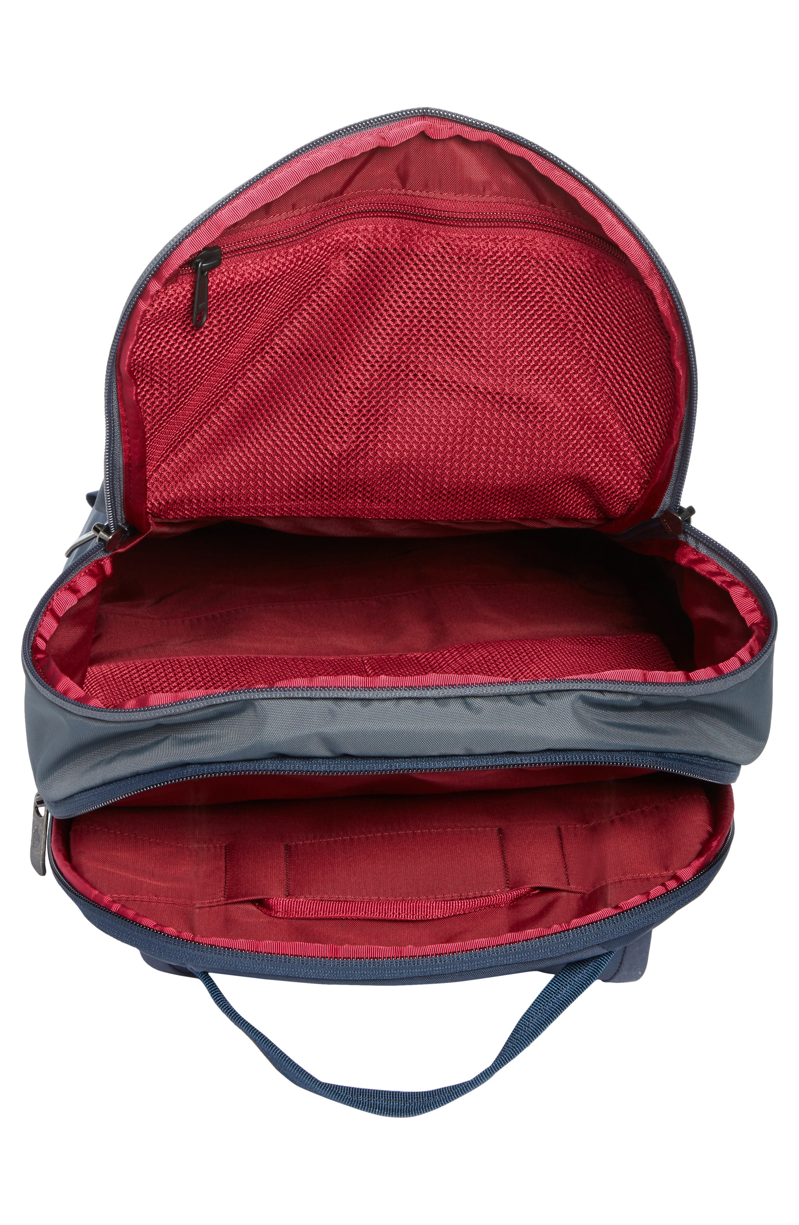 Kabyte Backpack,                             Alternate thumbnail 4, color,                             VANADIS GREY/ URBAN NAVY