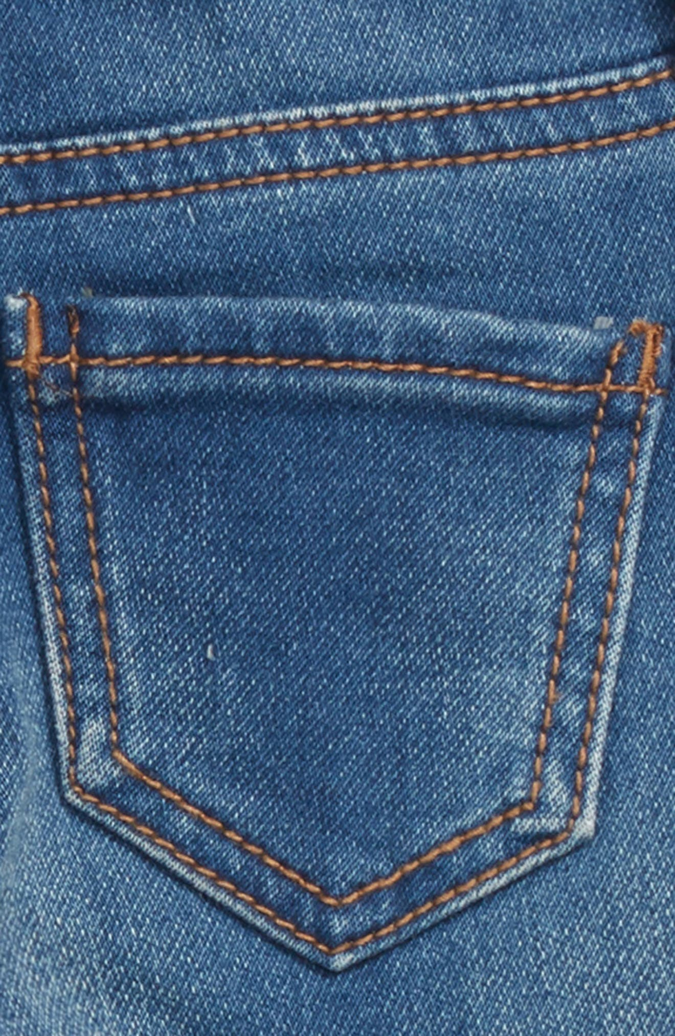 Taylor Jeans,                             Alternate thumbnail 3, color,                             MEDIUM RINSE