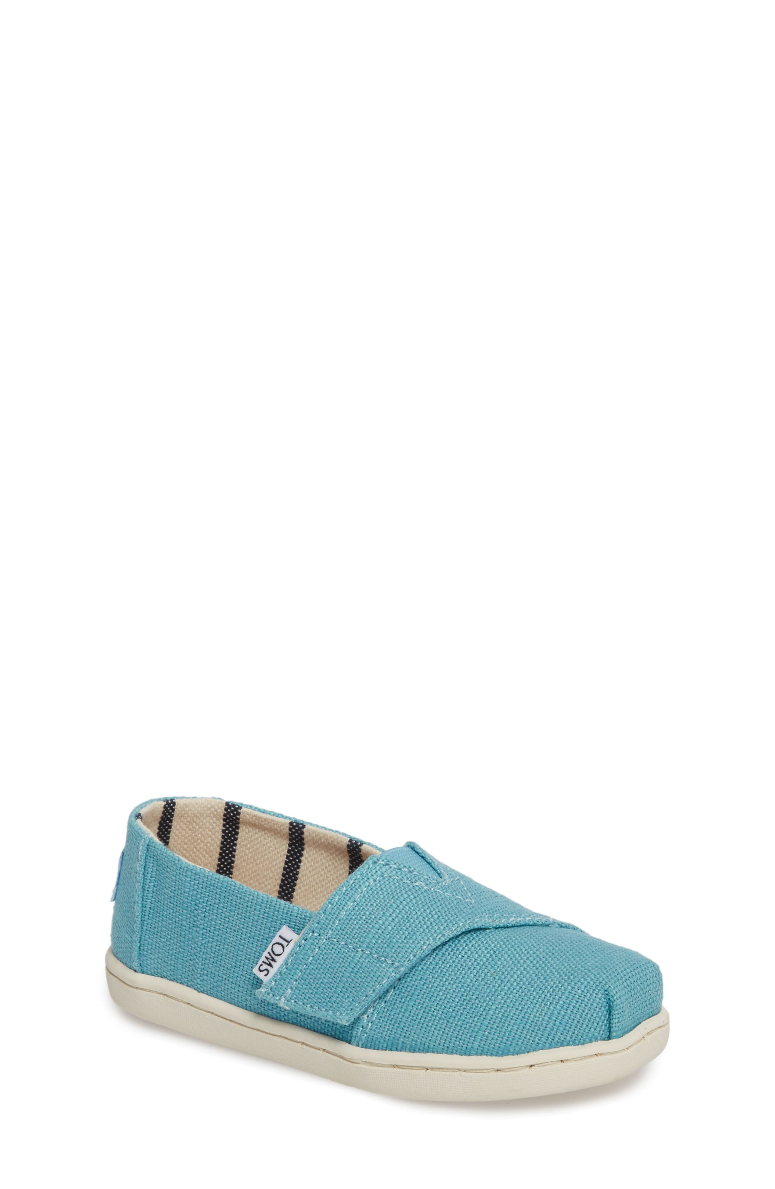 TOMS Heritage Canvas Slip-On, Main, color, 430