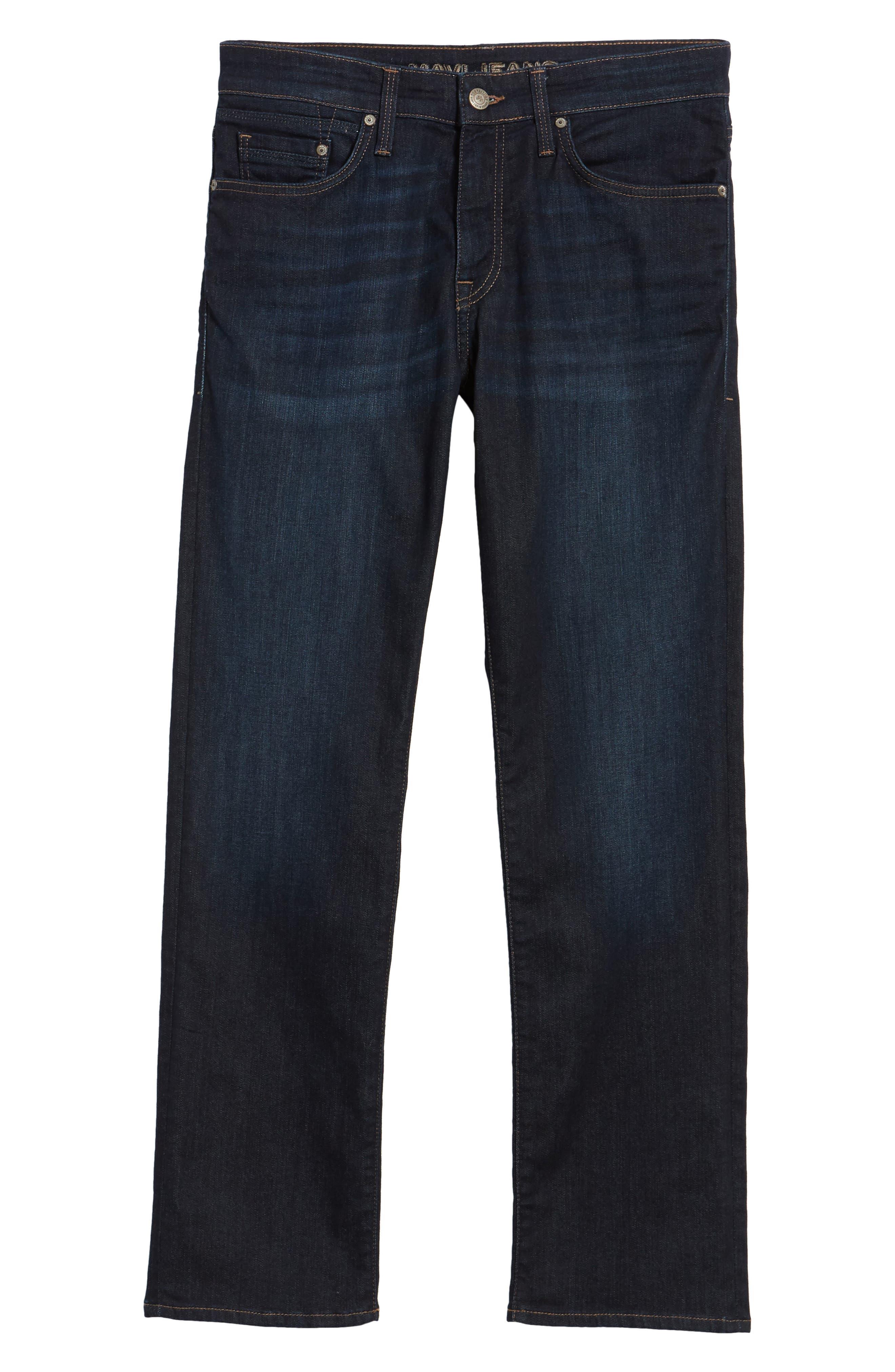 Matt Relaxed Fit Jeans,                             Alternate thumbnail 6, color,                             401