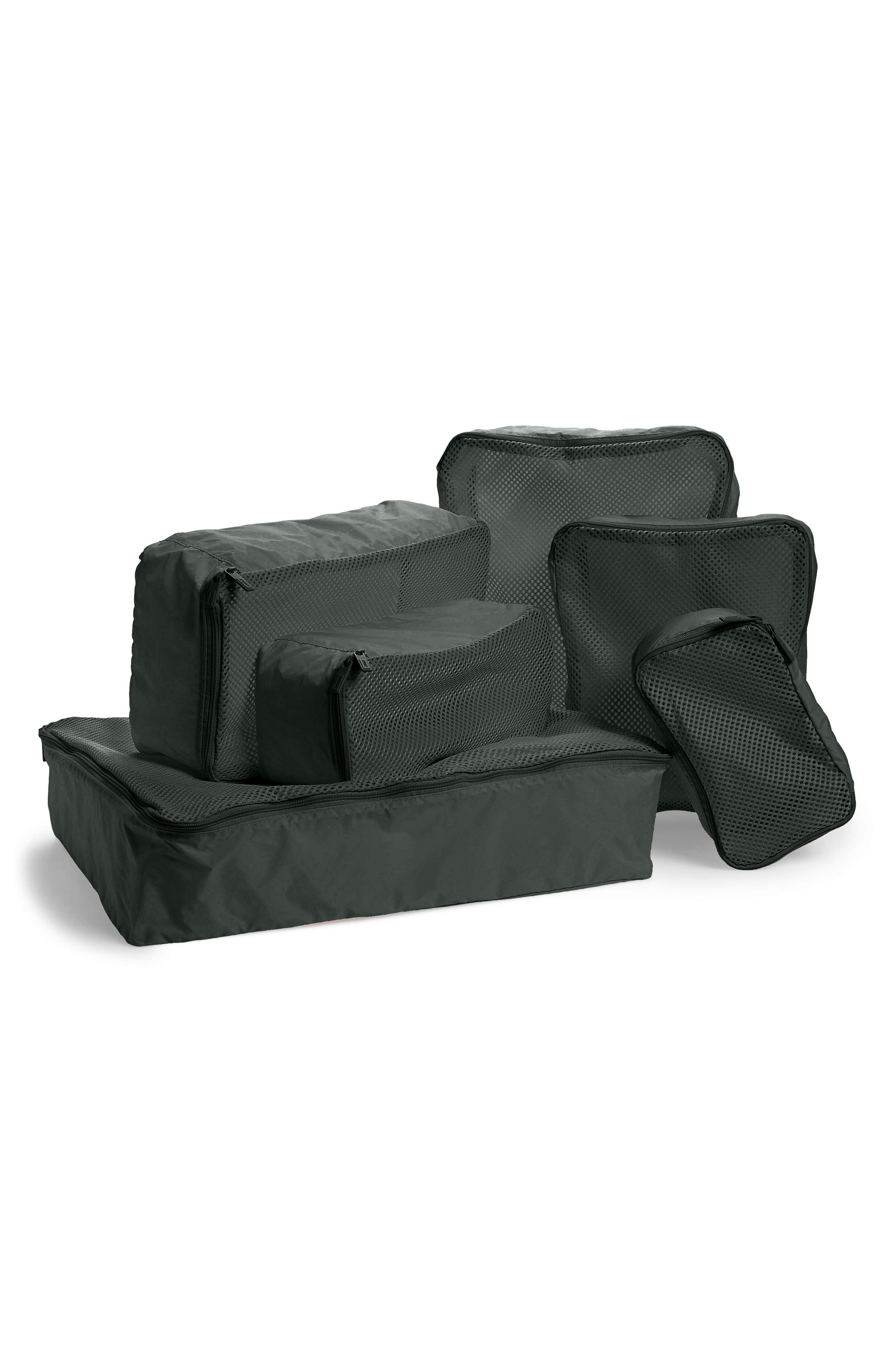The Insider 6-Piece Packing Cubes Set,                             Alternate thumbnail 3, color,                             300