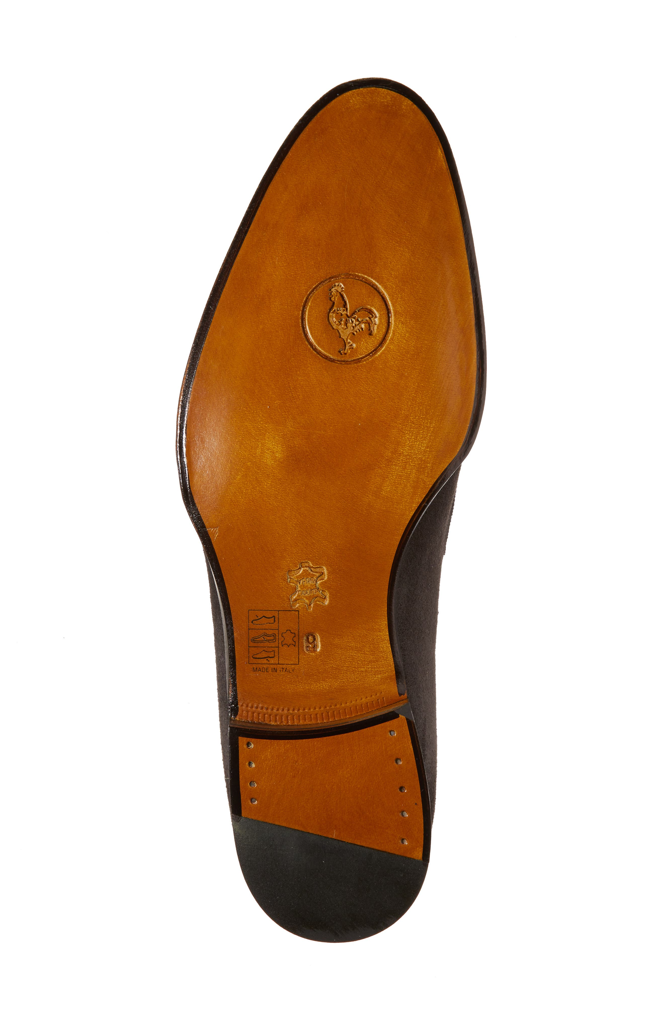 Leather Penny Loafer,                             Alternate thumbnail 23, color,