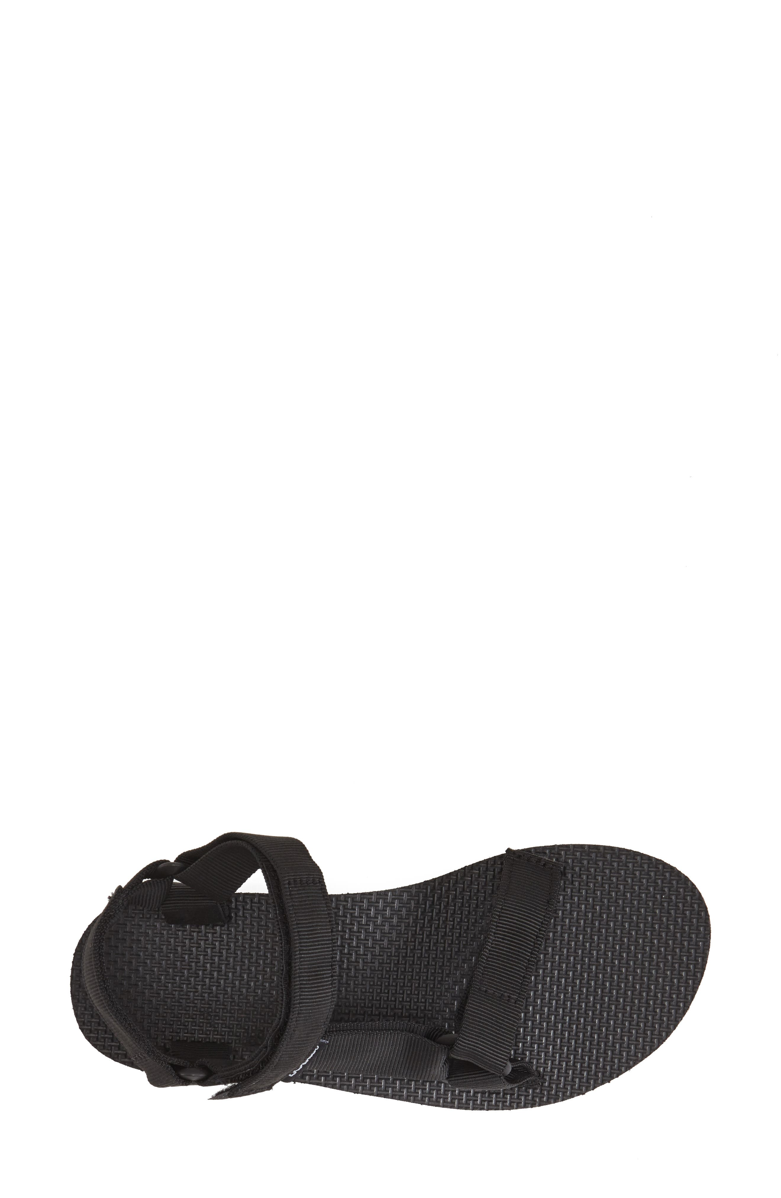 'Universal' Flatform Sandal,                             Alternate thumbnail 2, color,                             001
