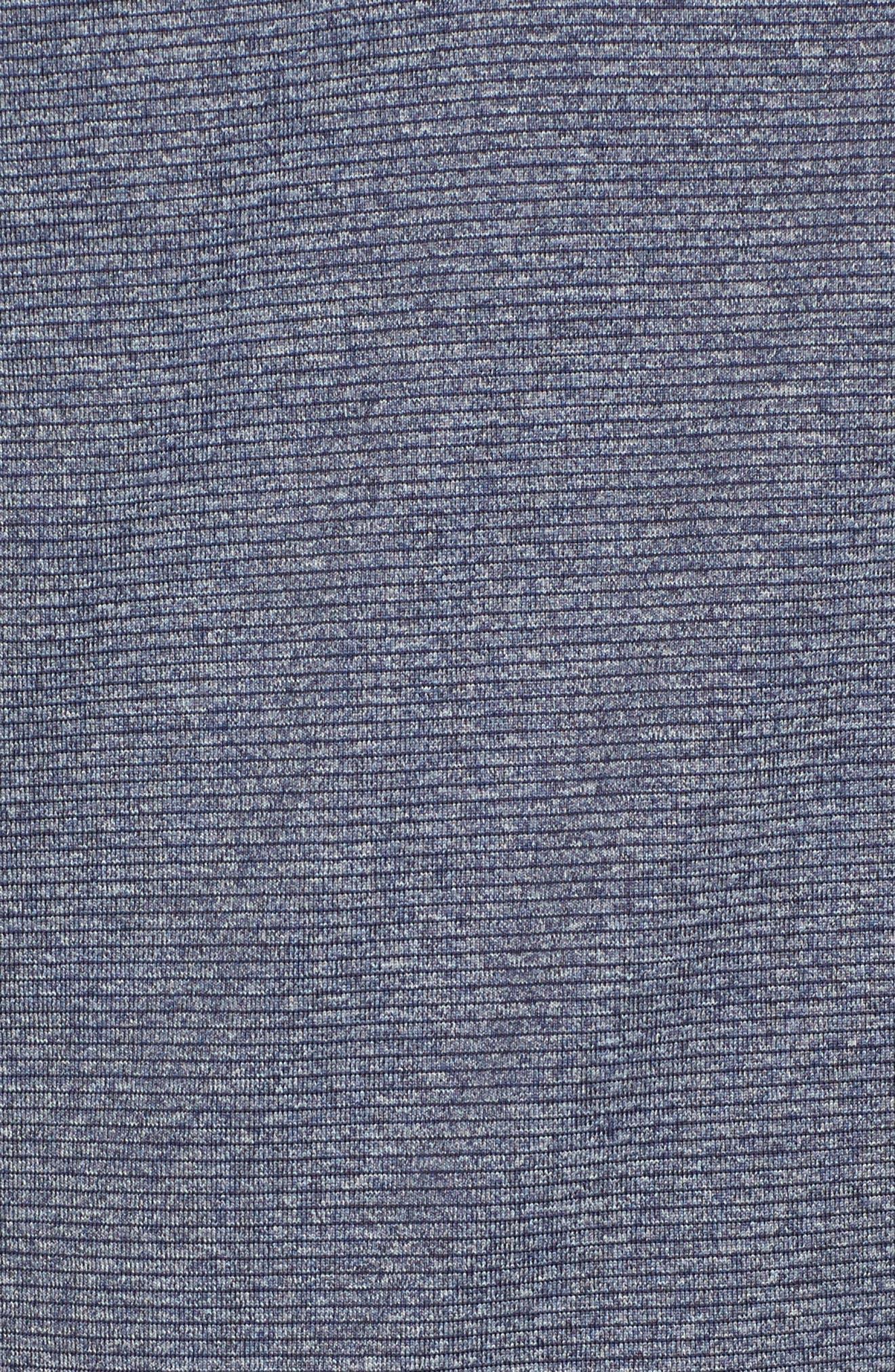 Shoreline - Houston Texans Half Zip Pullover,                             Alternate thumbnail 5, color,                             976