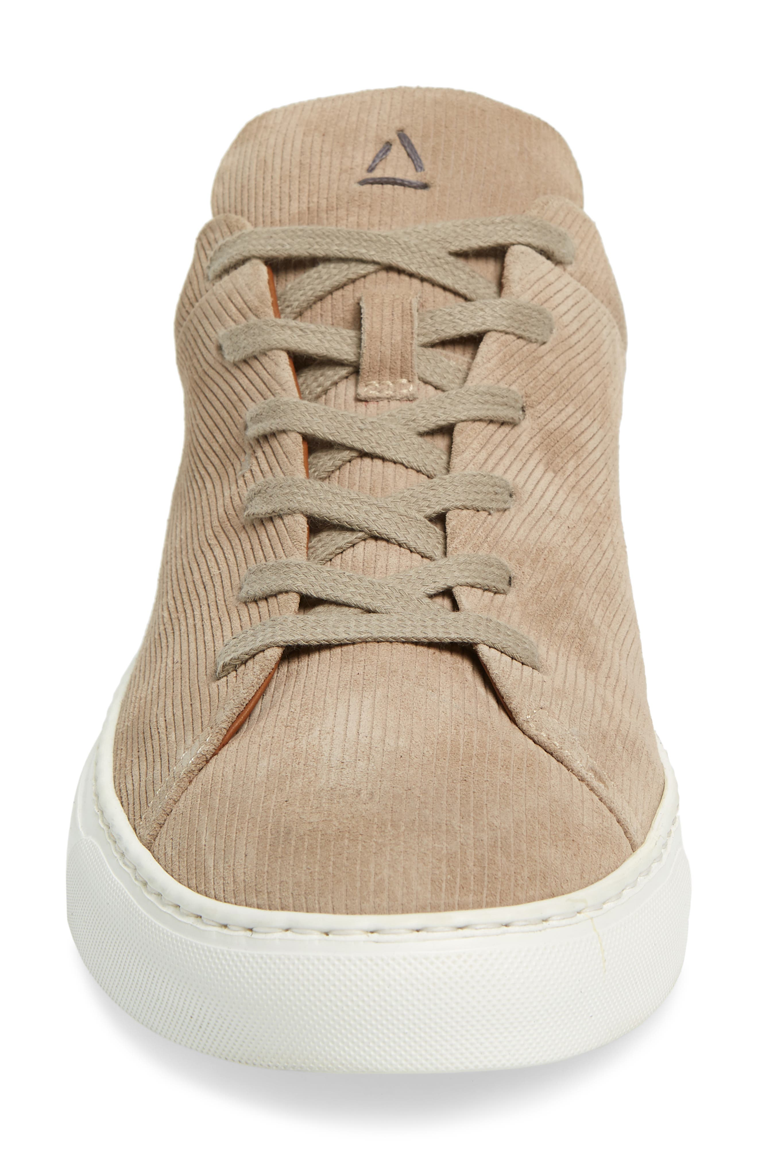 Alaric Sneaker,                             Alternate thumbnail 4, color,                             SAND