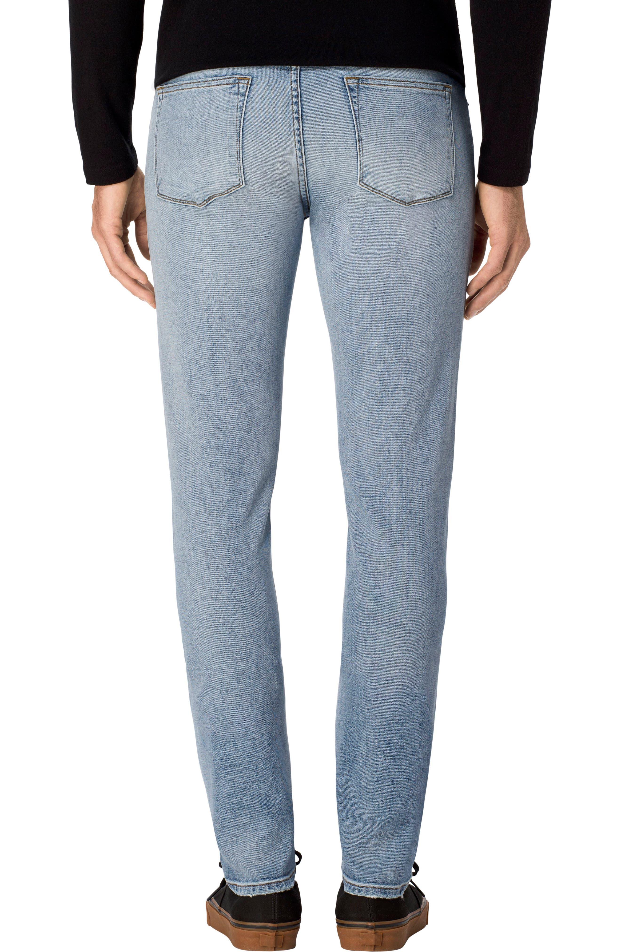 Mick Skinny Fit Jeans,                             Alternate thumbnail 2, color,                             450
