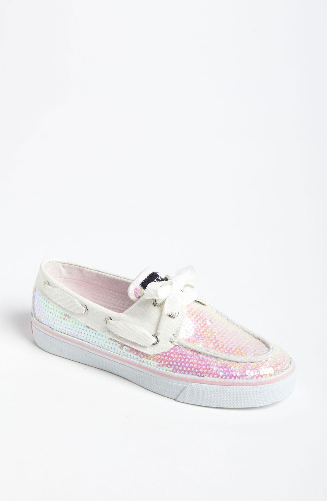 Top-Sider<sup>®</sup> 'Bahama' Sequined Boat Shoe,                             Main thumbnail 15, color,