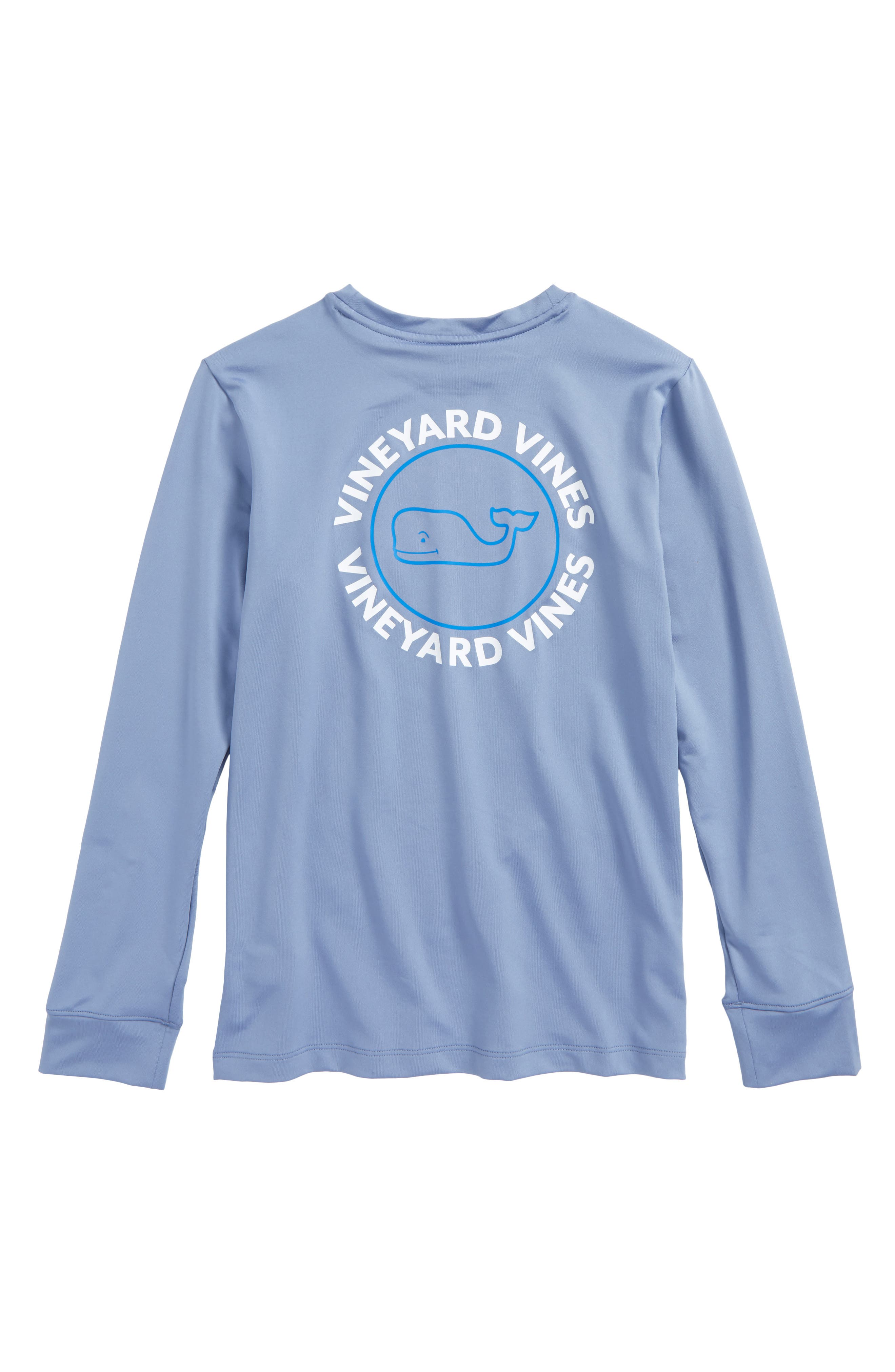 Whale Dot Performance T-Shirt,                             Alternate thumbnail 2, color,                             400