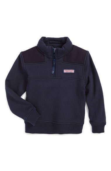 f92e11d868 Vineyard Vines  Shep  Quarter Zip Pullover (Toddler Boys