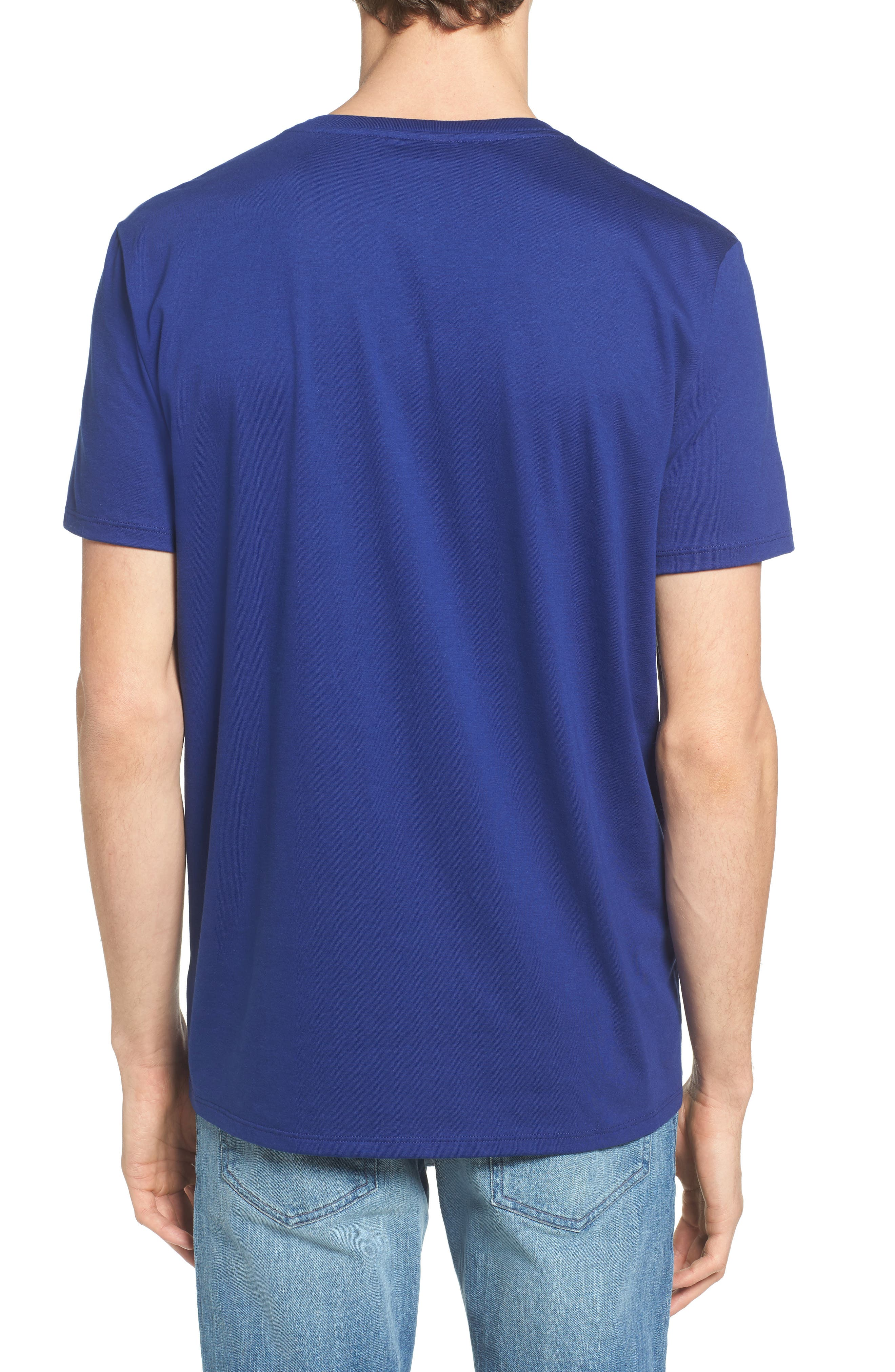 V-Neck T-Shirt,                             Alternate thumbnail 12, color,