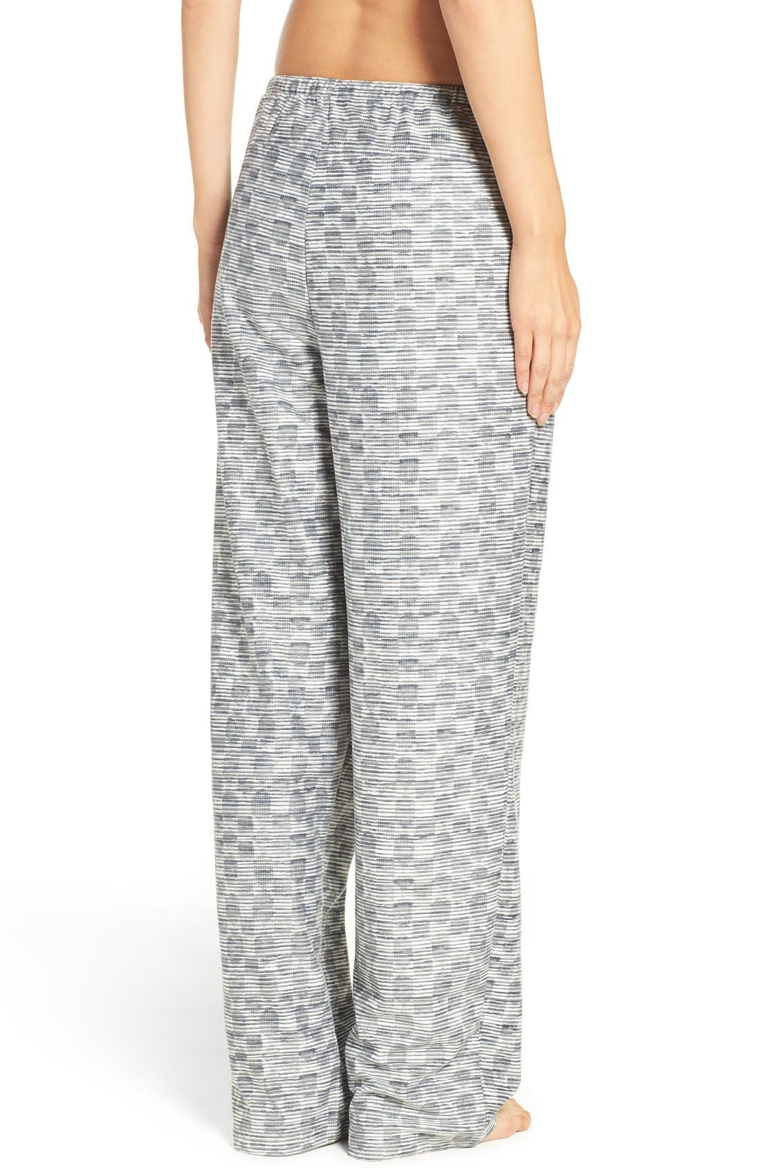 Fleece Pajama Pants,                             Alternate thumbnail 3, color,                             031