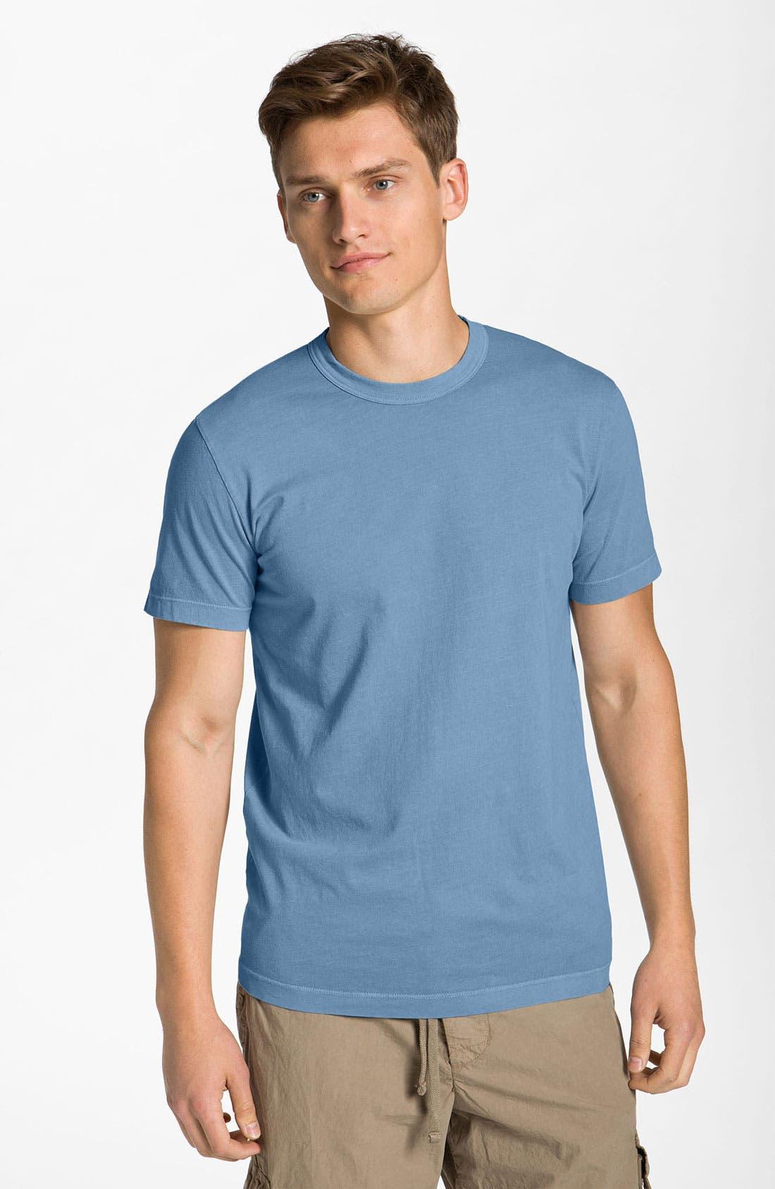 Crewneck Jersey T-Shirt,                             Main thumbnail 83, color,