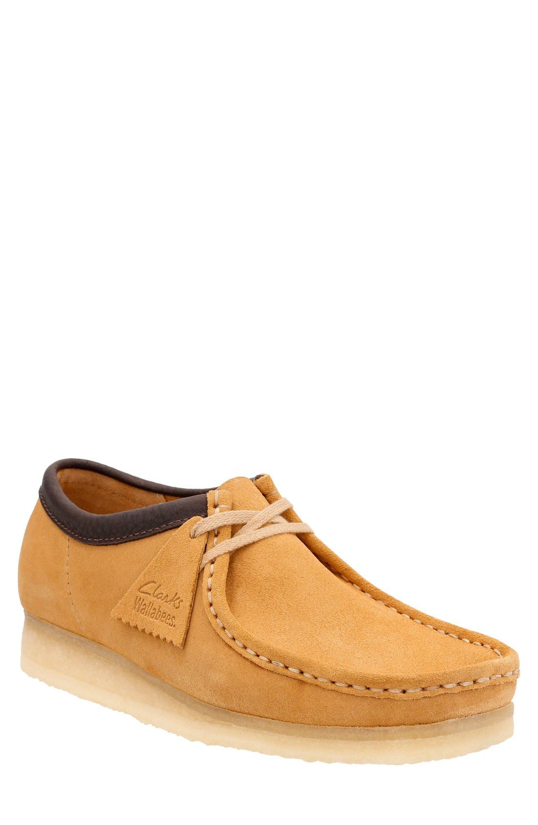 'Wallabee' Moc Toe Derby (Online Only),                             Main thumbnail 6, color,
