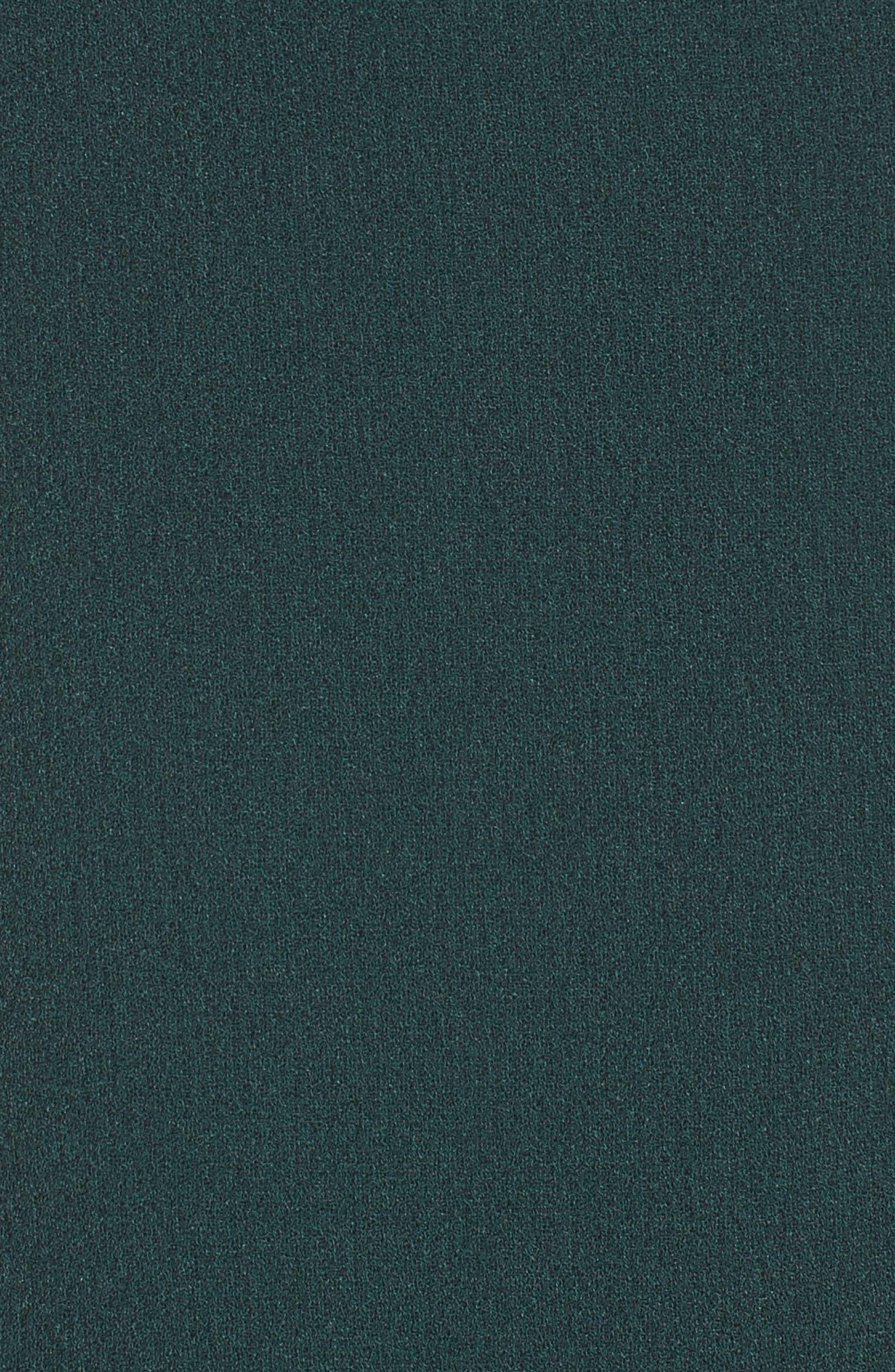Hailey Crepe Dress,                             Alternate thumbnail 123, color,