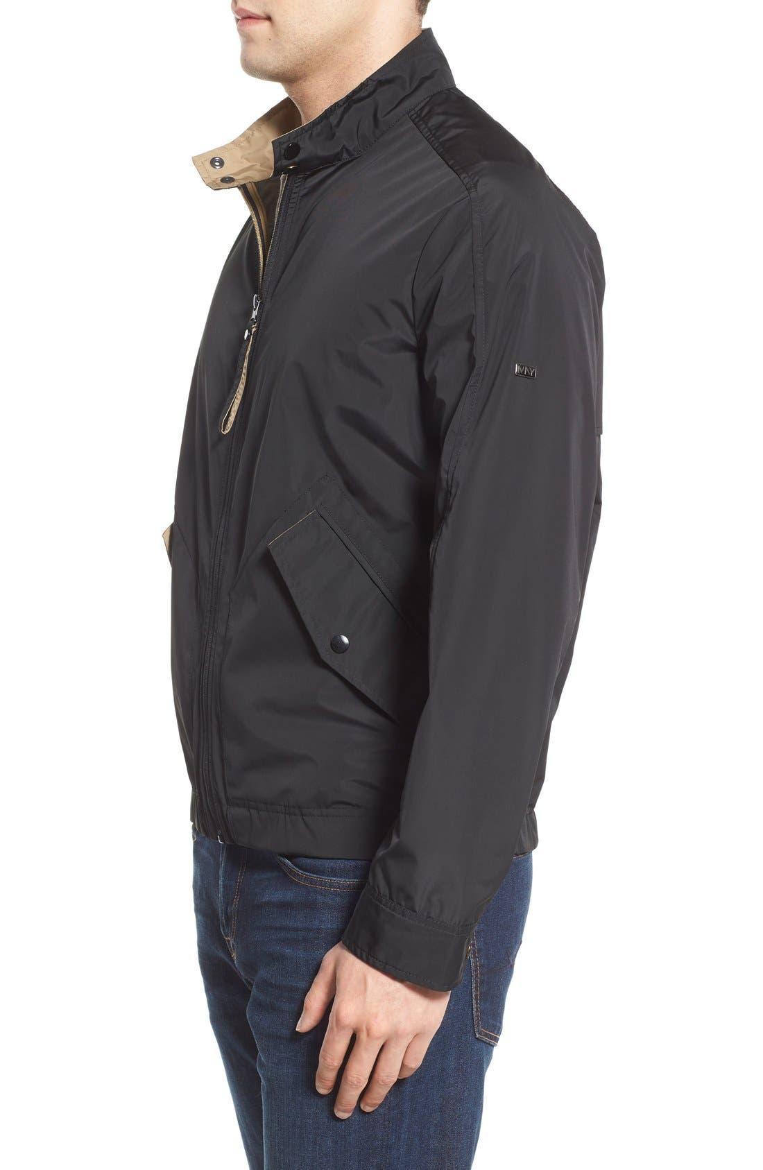 Moto Jacket,                             Alternate thumbnail 8, color,                             001