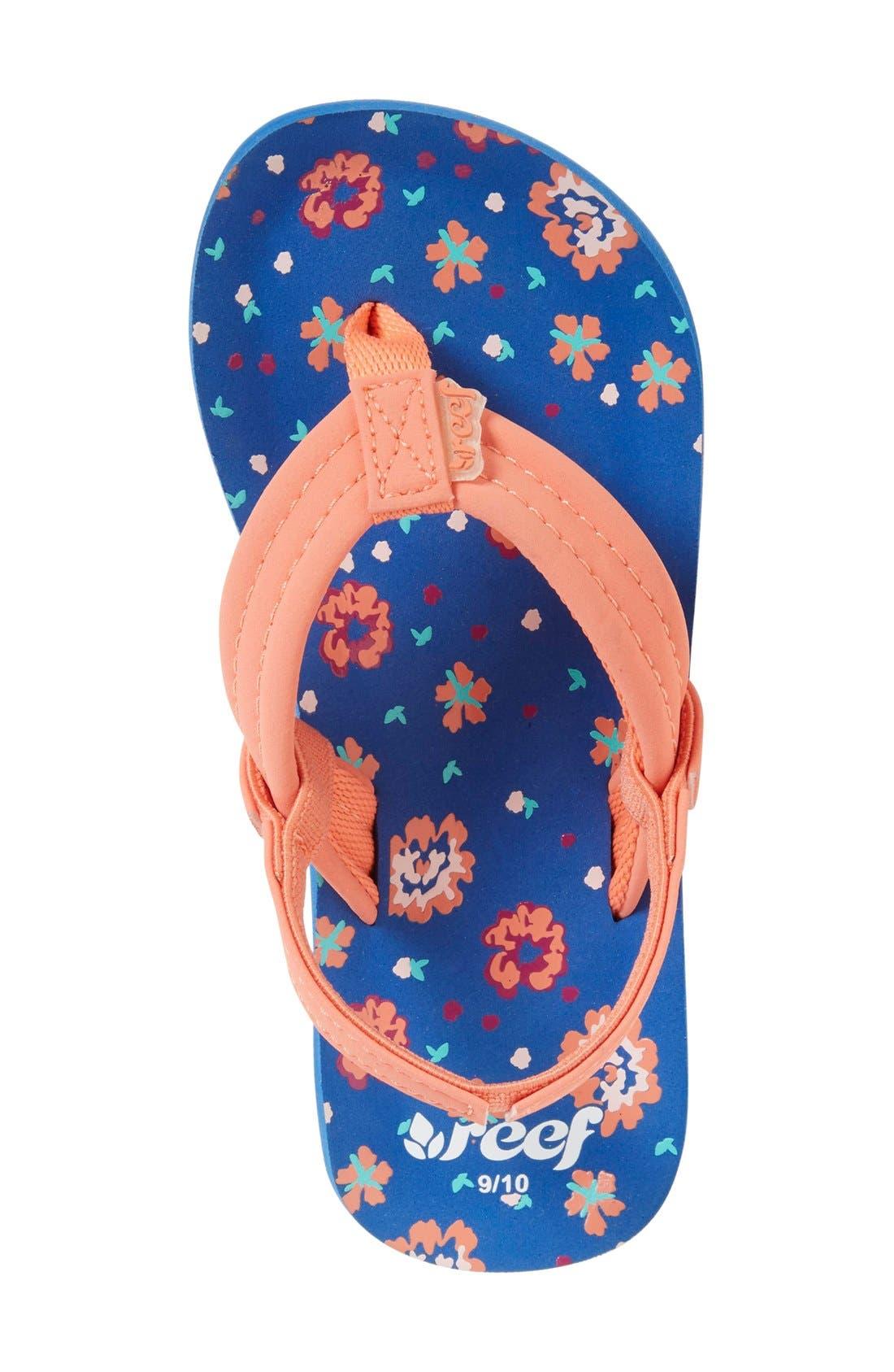 'Little Ahi' Thong Sandal,                             Main thumbnail 8, color,