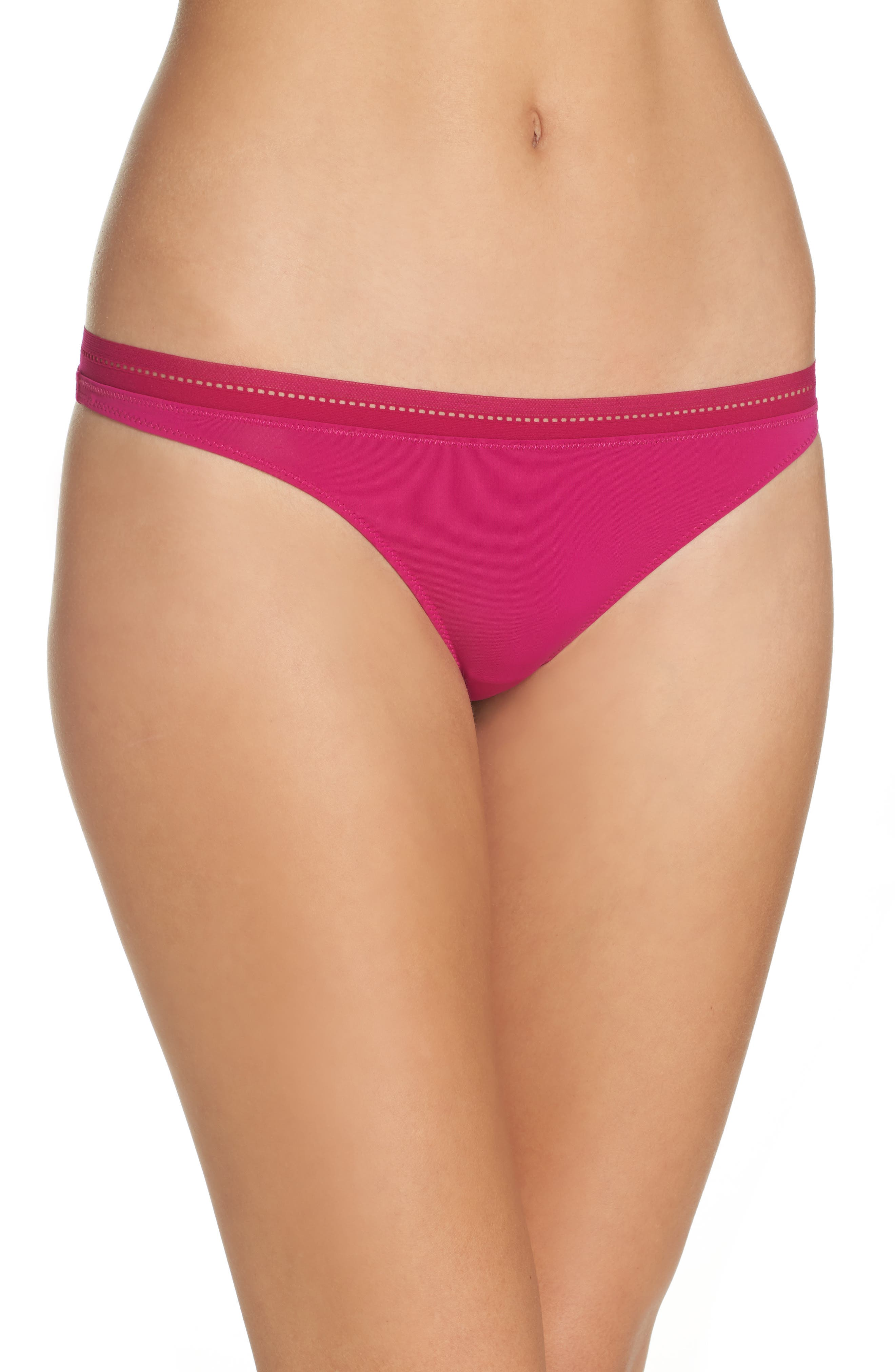 Intimately FP Truth or Dare Thong,                             Main thumbnail 6, color,