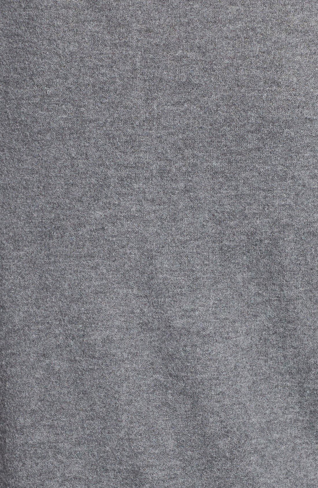 Brushed Hacci Sweatshirt,                             Alternate thumbnail 32, color,