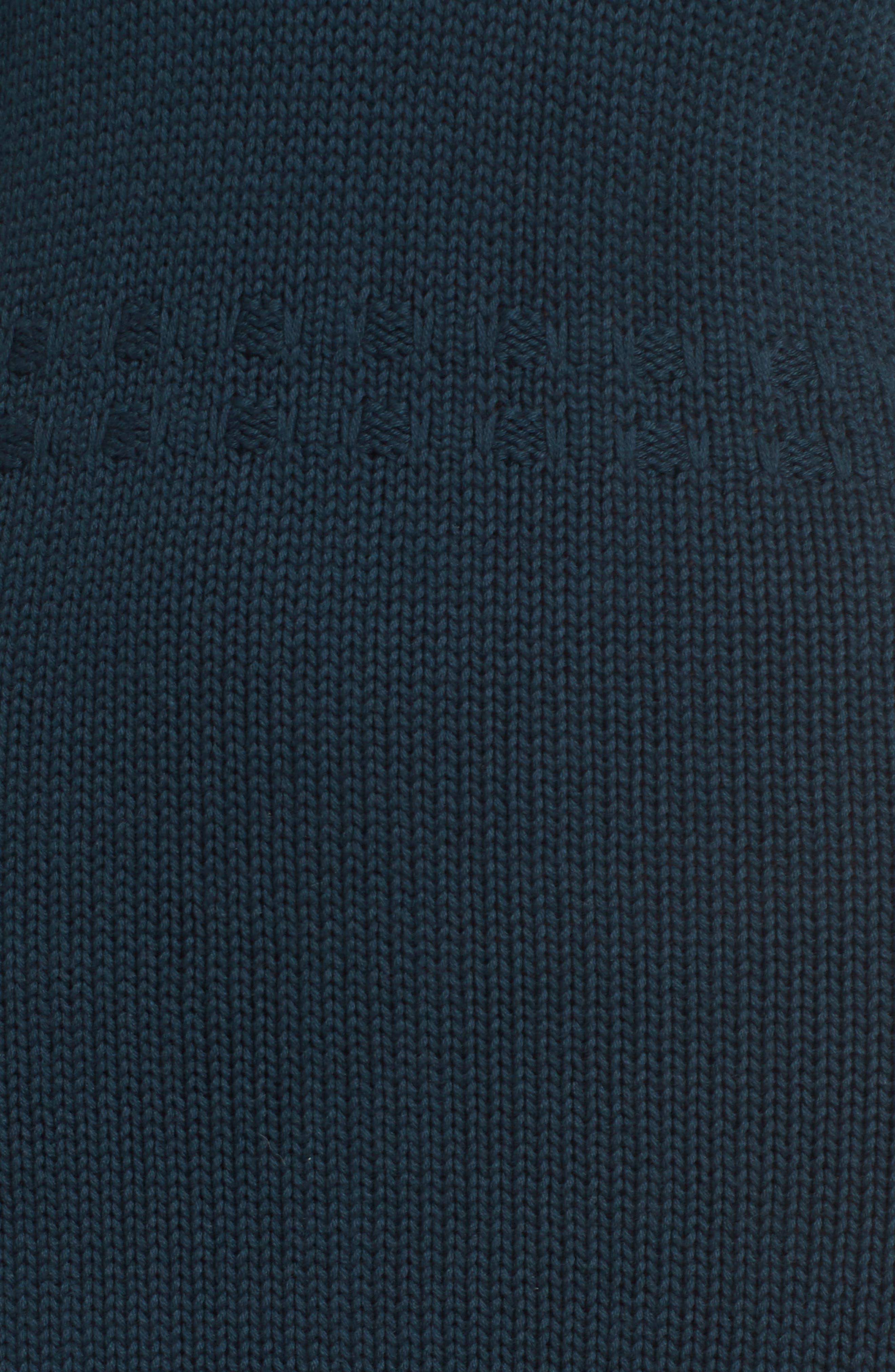 Falling Free Knit Off the Shoulder Dress,                             Alternate thumbnail 5, color,                             430