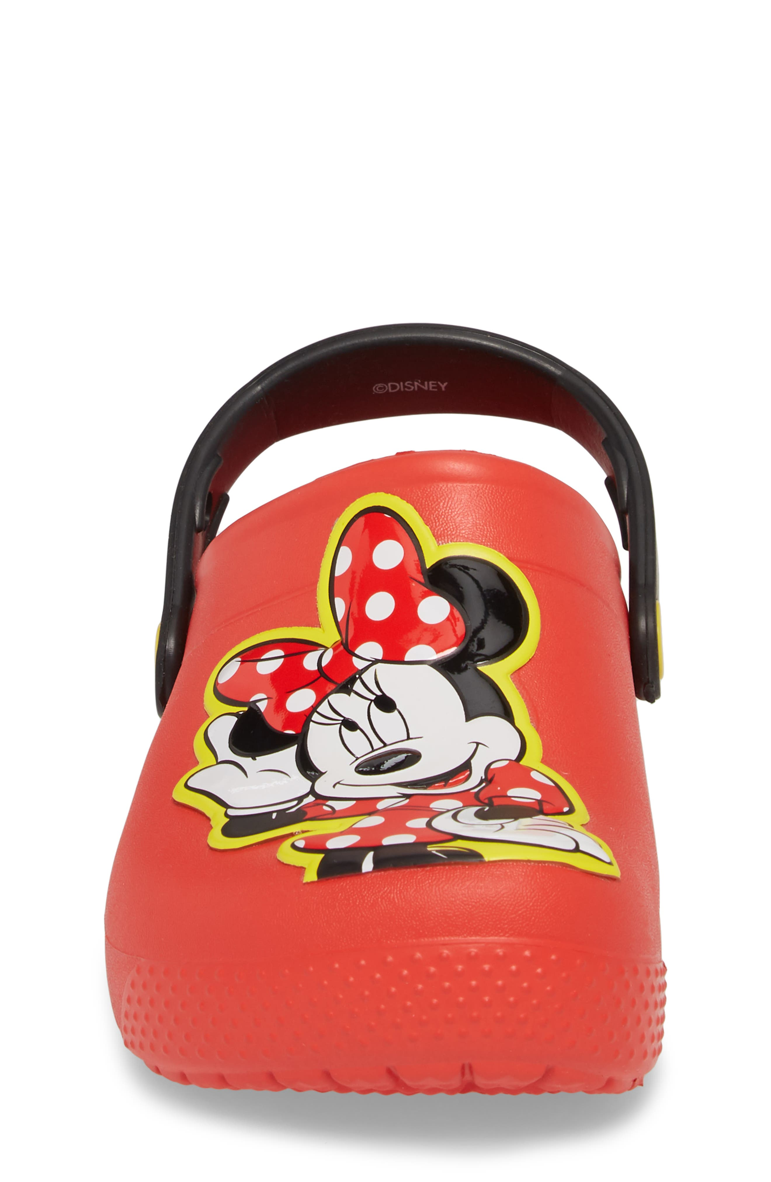 Fun Lab Mickey Mouse<sup>®</sup> Clog,                             Alternate thumbnail 8, color,
