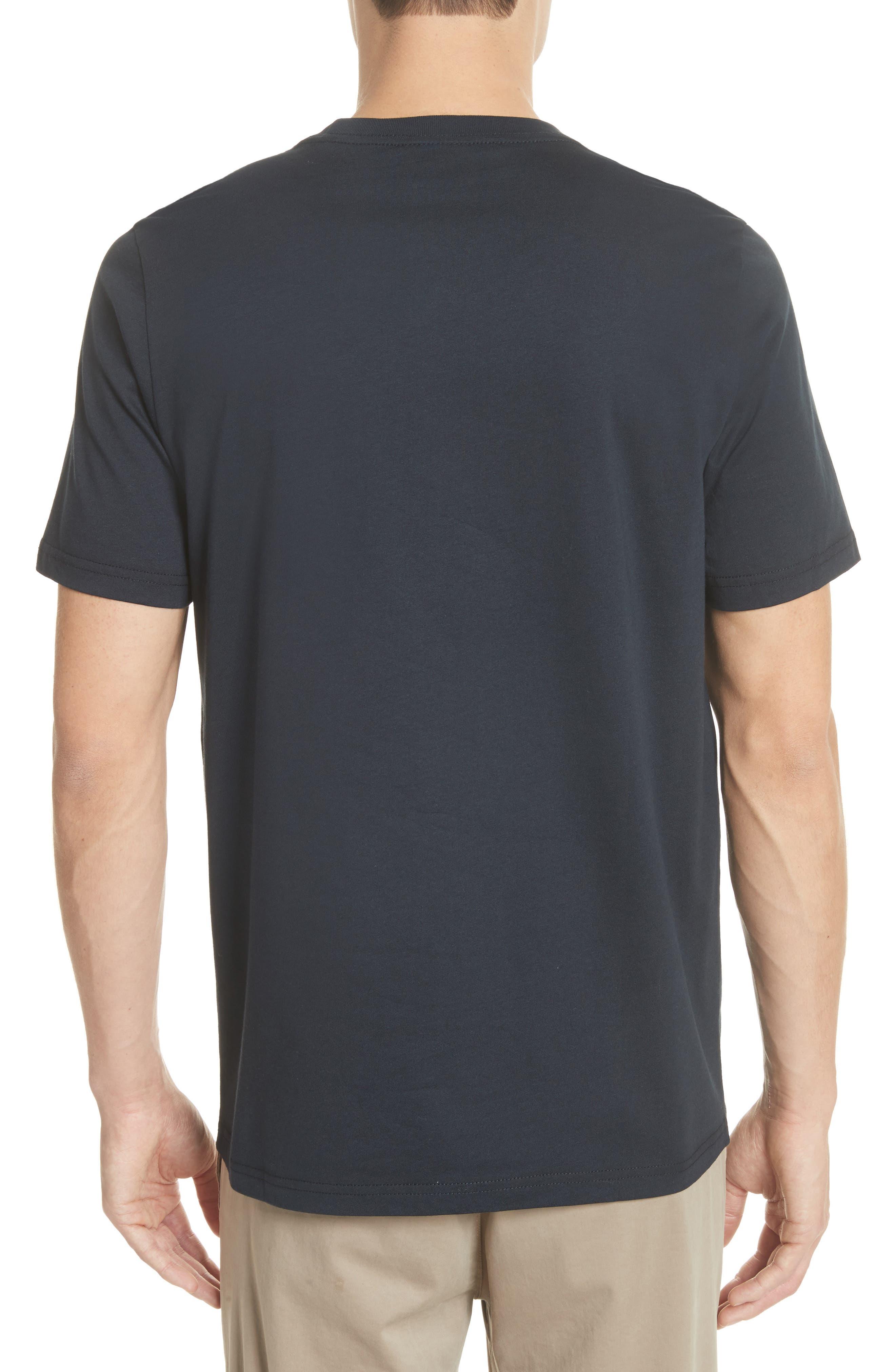 Dot Zebra Graphic T-Shirt,                             Alternate thumbnail 2, color,