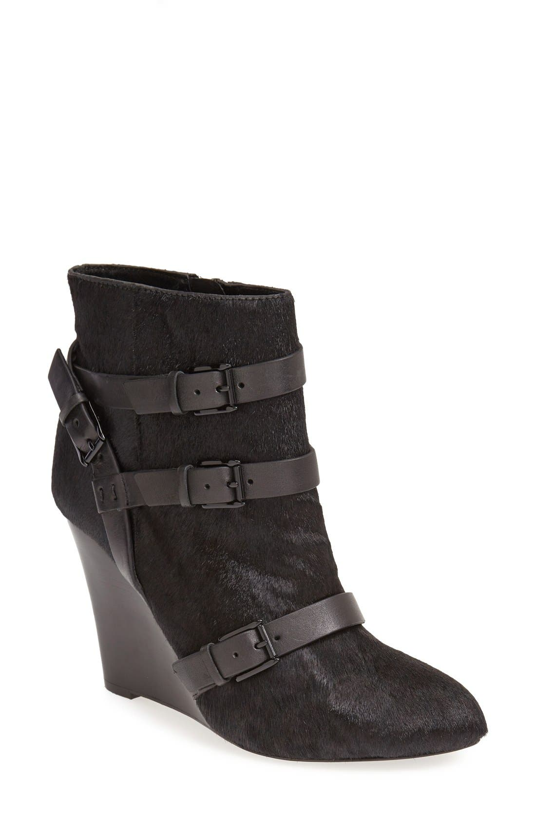'Maggie' Wedge Bootie,                             Main thumbnail 1, color,                             524
