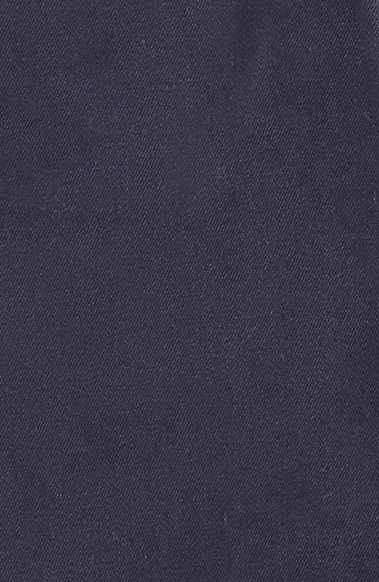 Cotton Twill Pants,                             Alternate thumbnail 3, color,                             424