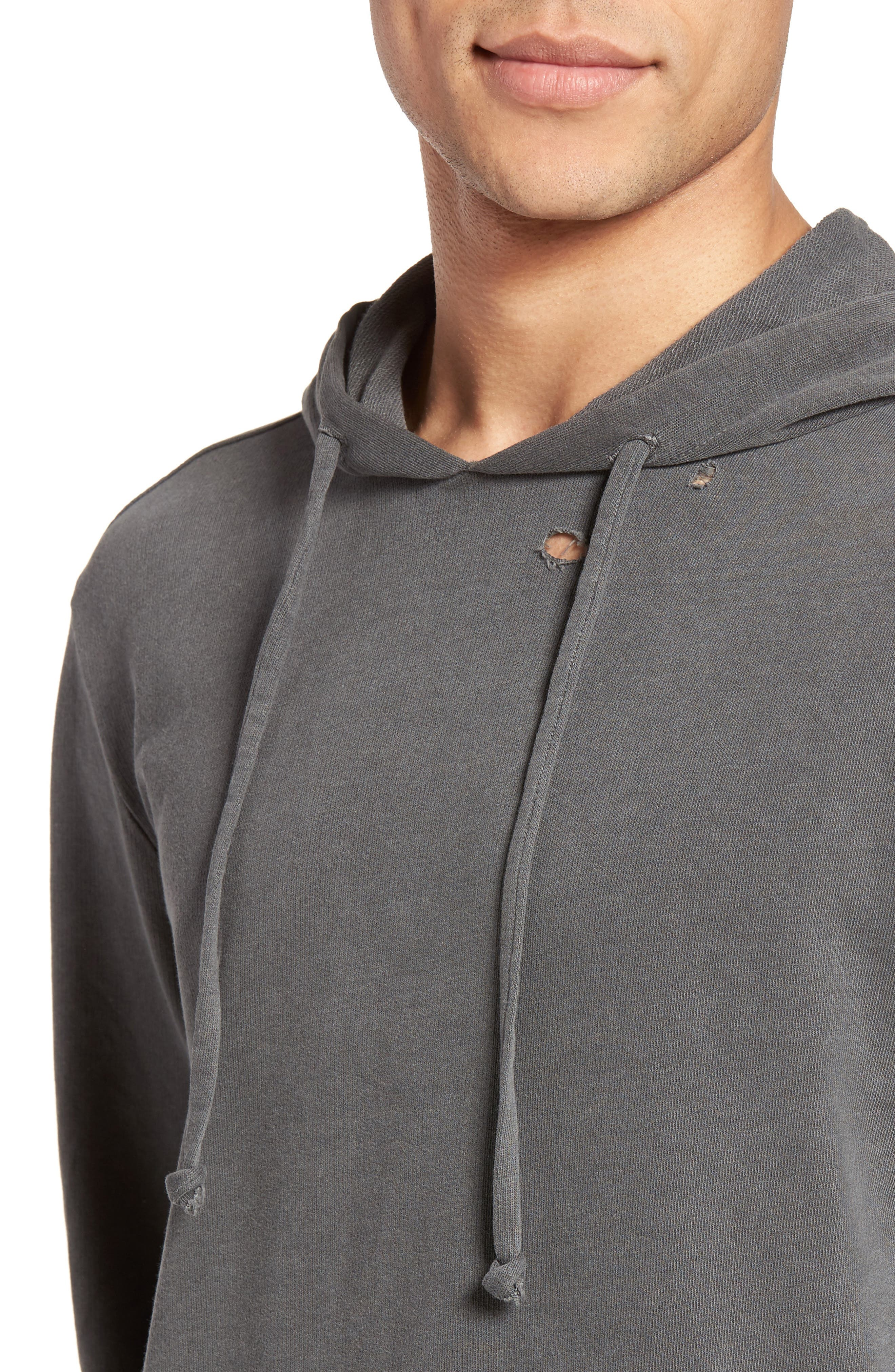 Eloi Pullover Hoodie,                             Alternate thumbnail 4, color,                             022