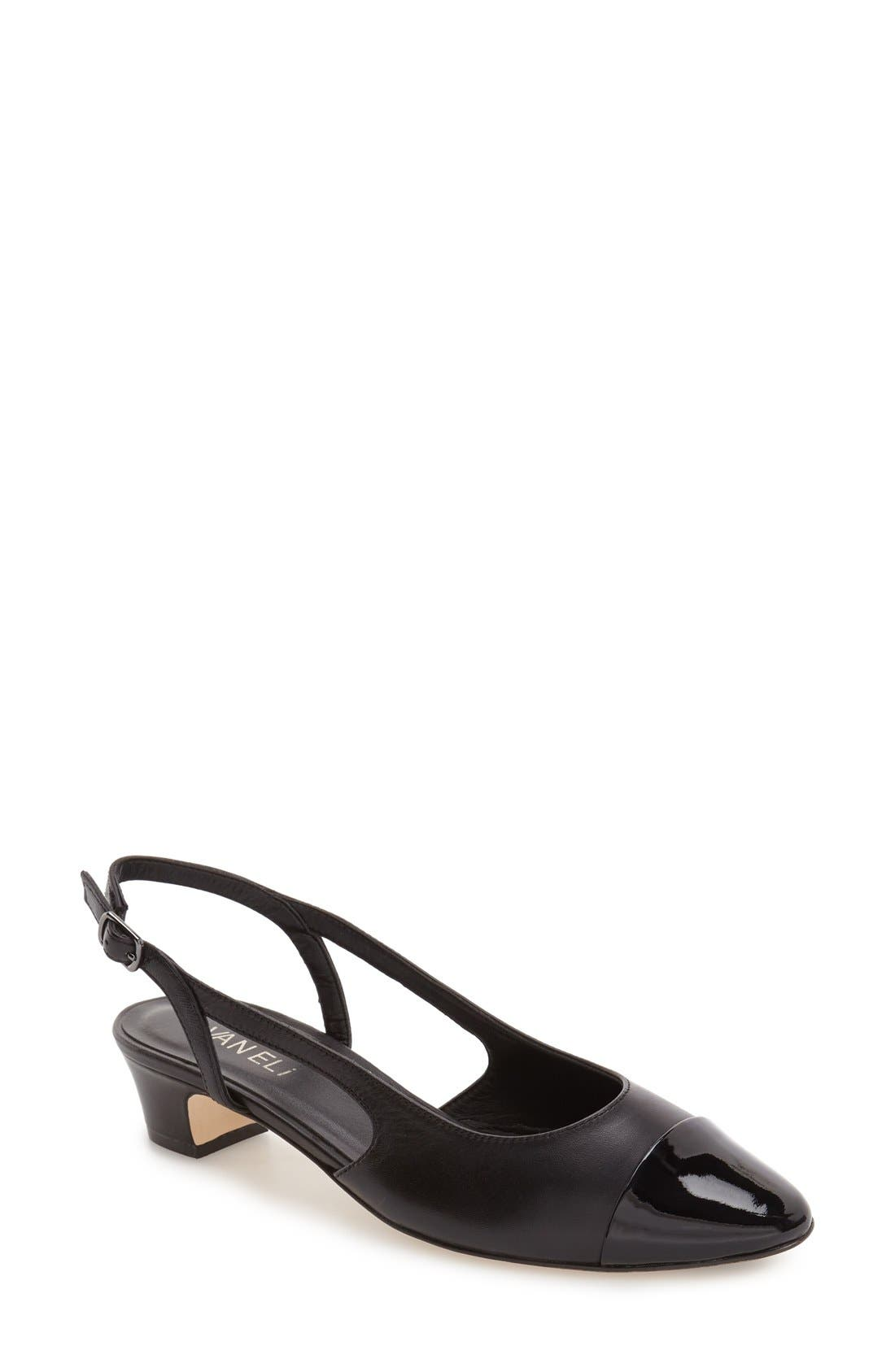 'Aliz' Slingback Pump,                         Main,                         color,