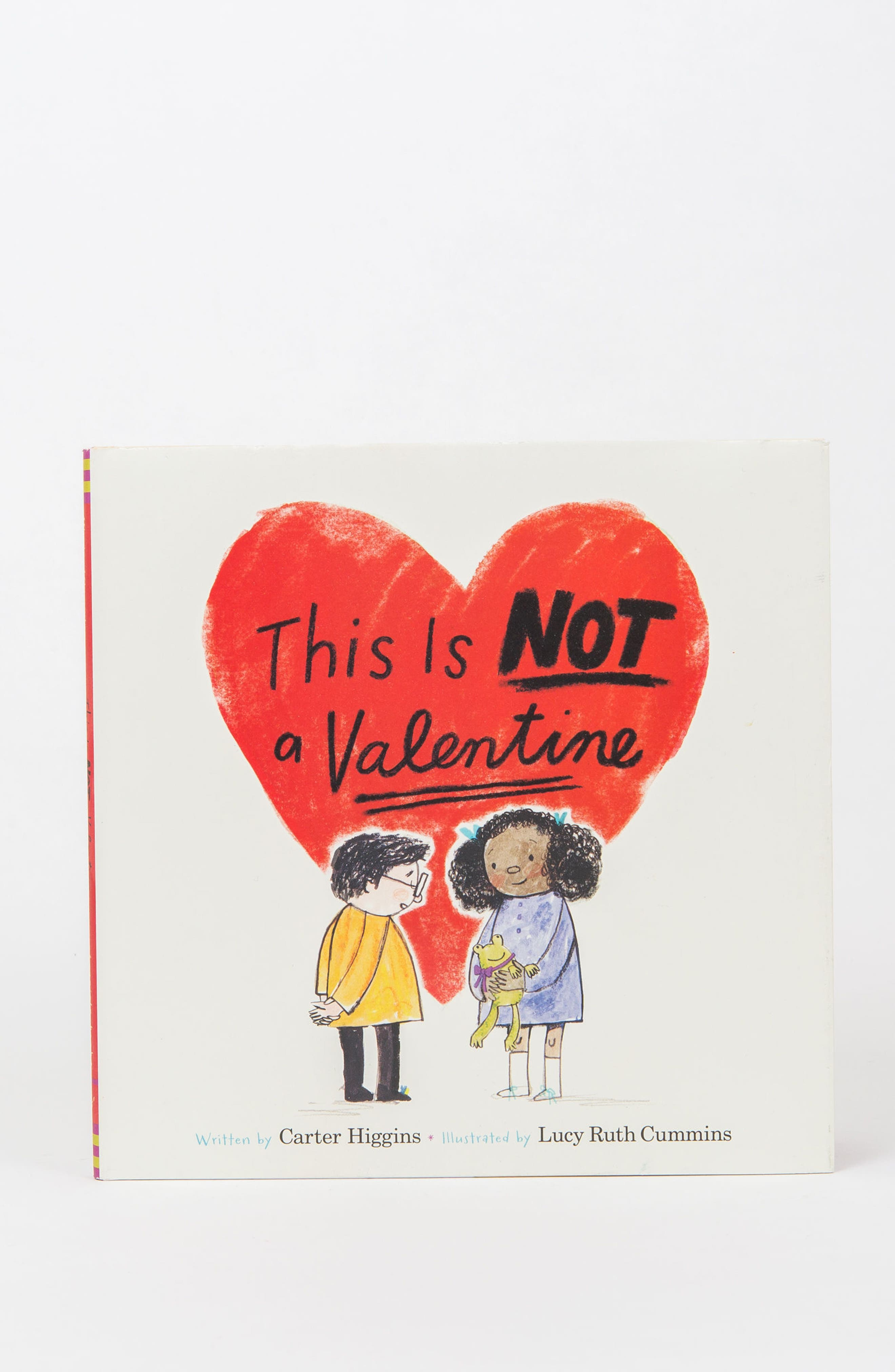 'This Is Not A Valentine' Book,                             Alternate thumbnail 9, color,