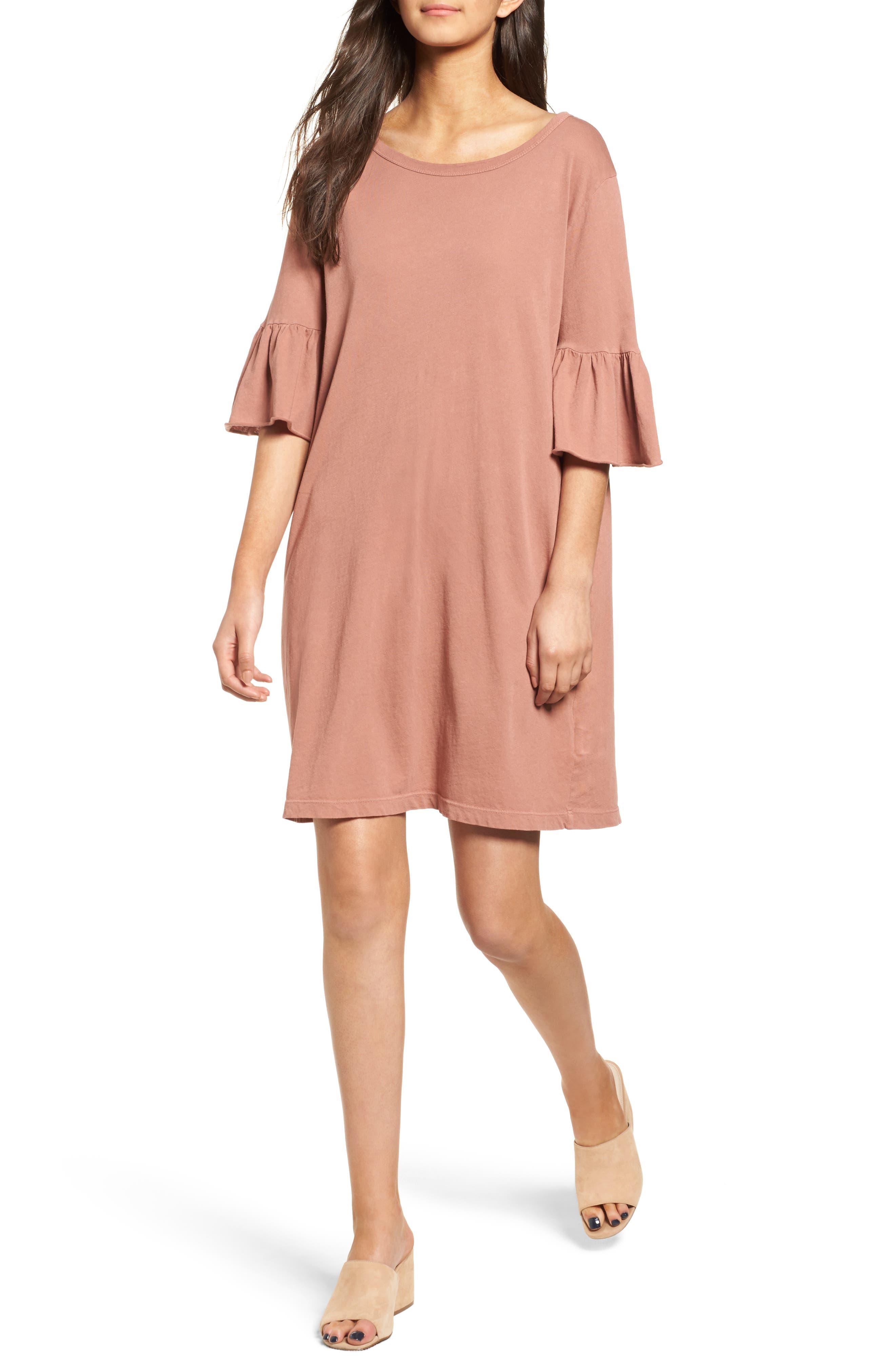 Abigail Knit Dress,                             Main thumbnail 1, color,                             654