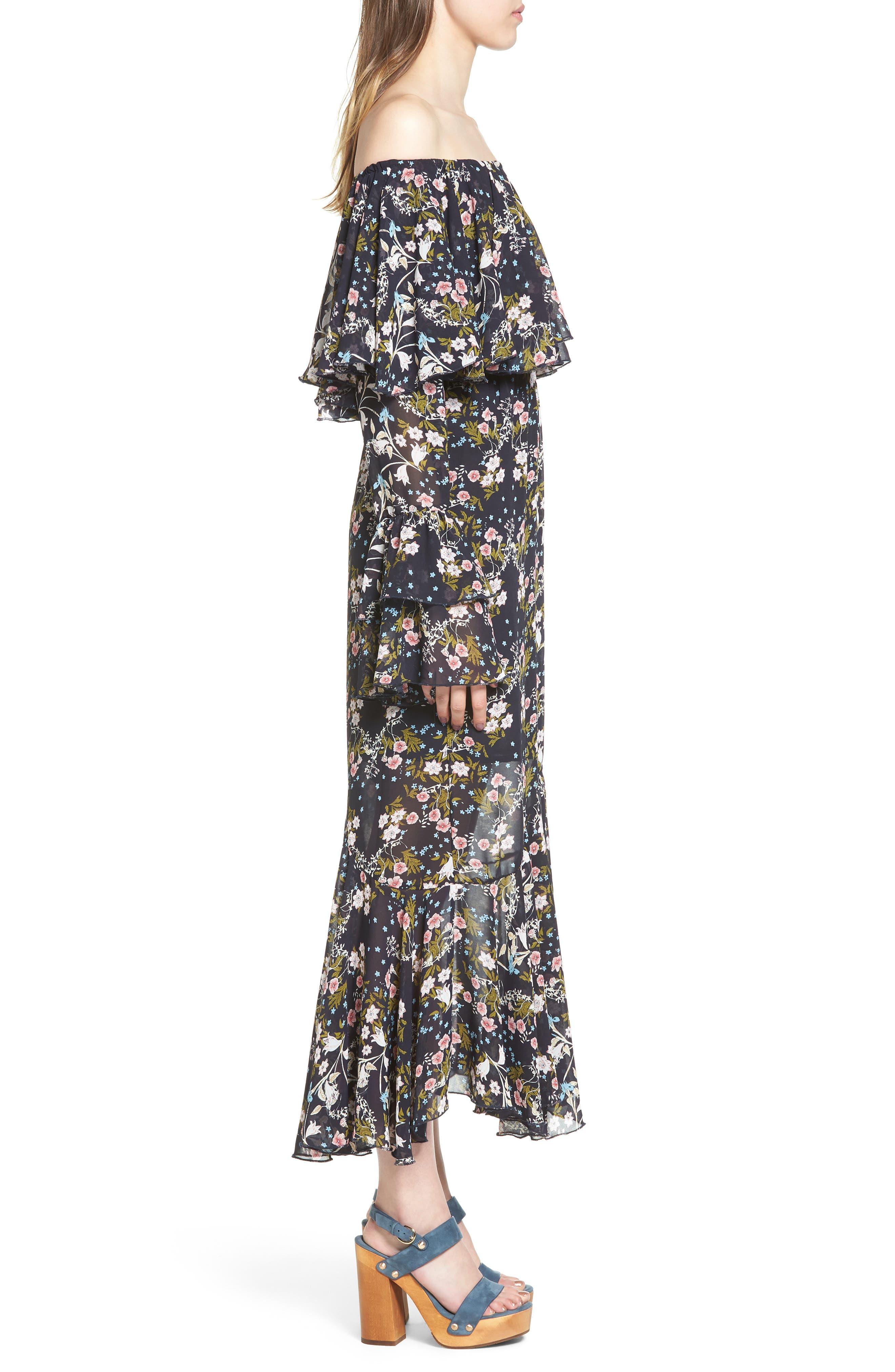 Day Dreamer Dress,                             Alternate thumbnail 6, color,