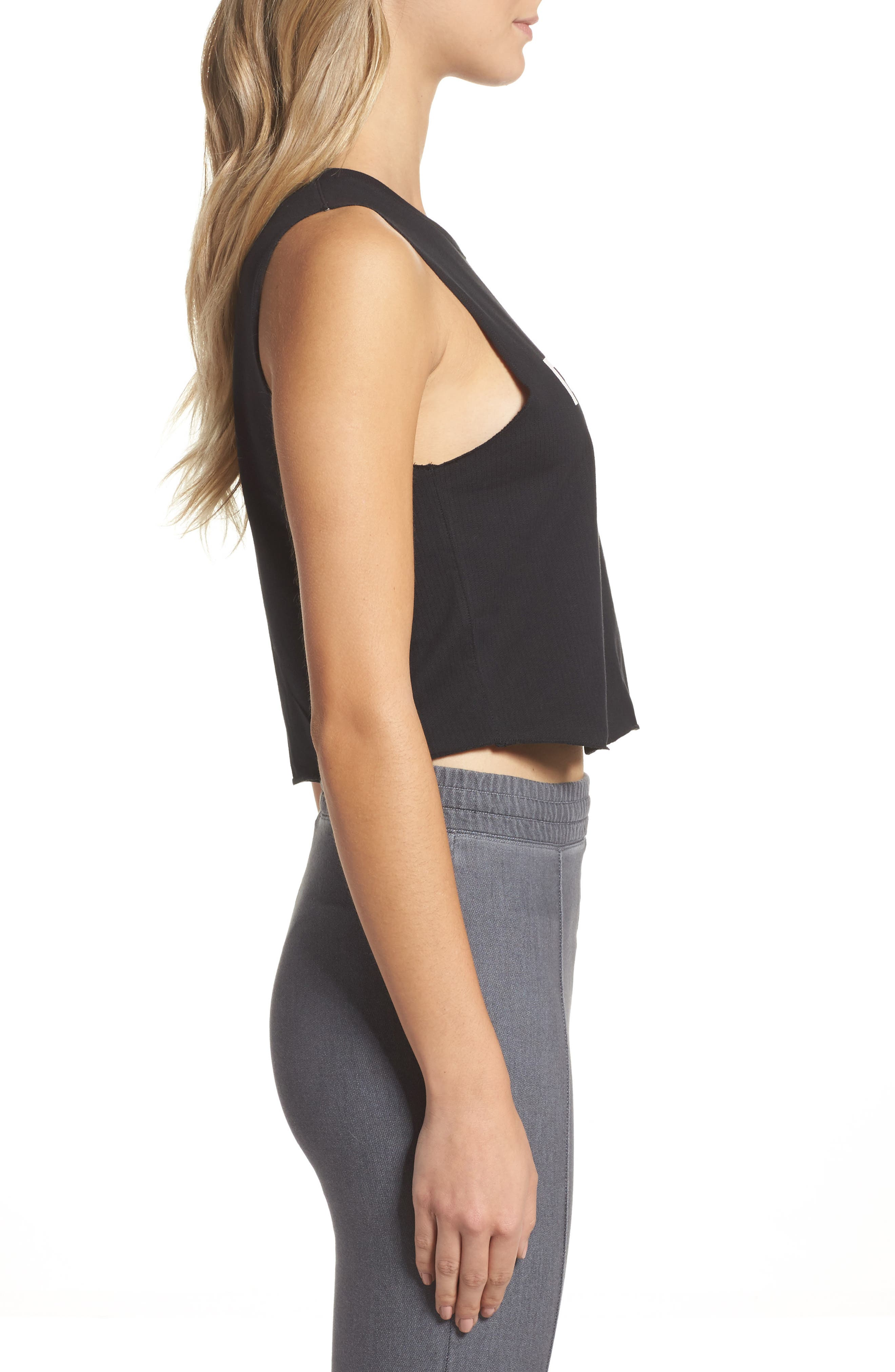 Graphic Pack Crop Tank,                             Alternate thumbnail 3, color,                             005