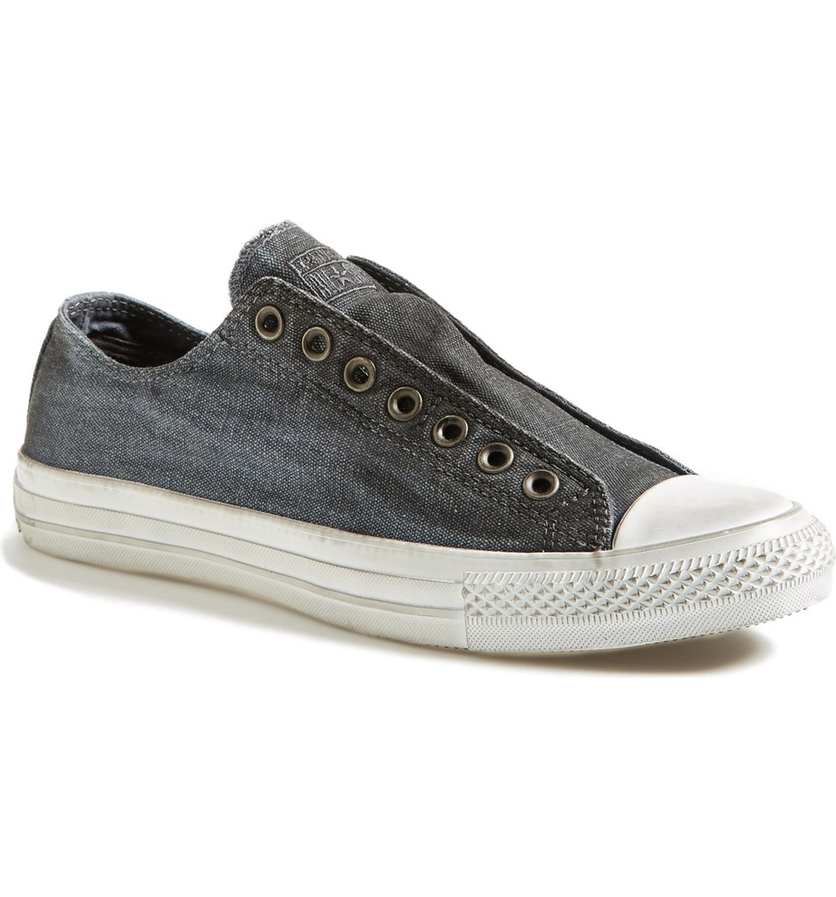 93544f89fd2986 Converse Chuck Taylor® All Star® Laceless Sneaker (Men)