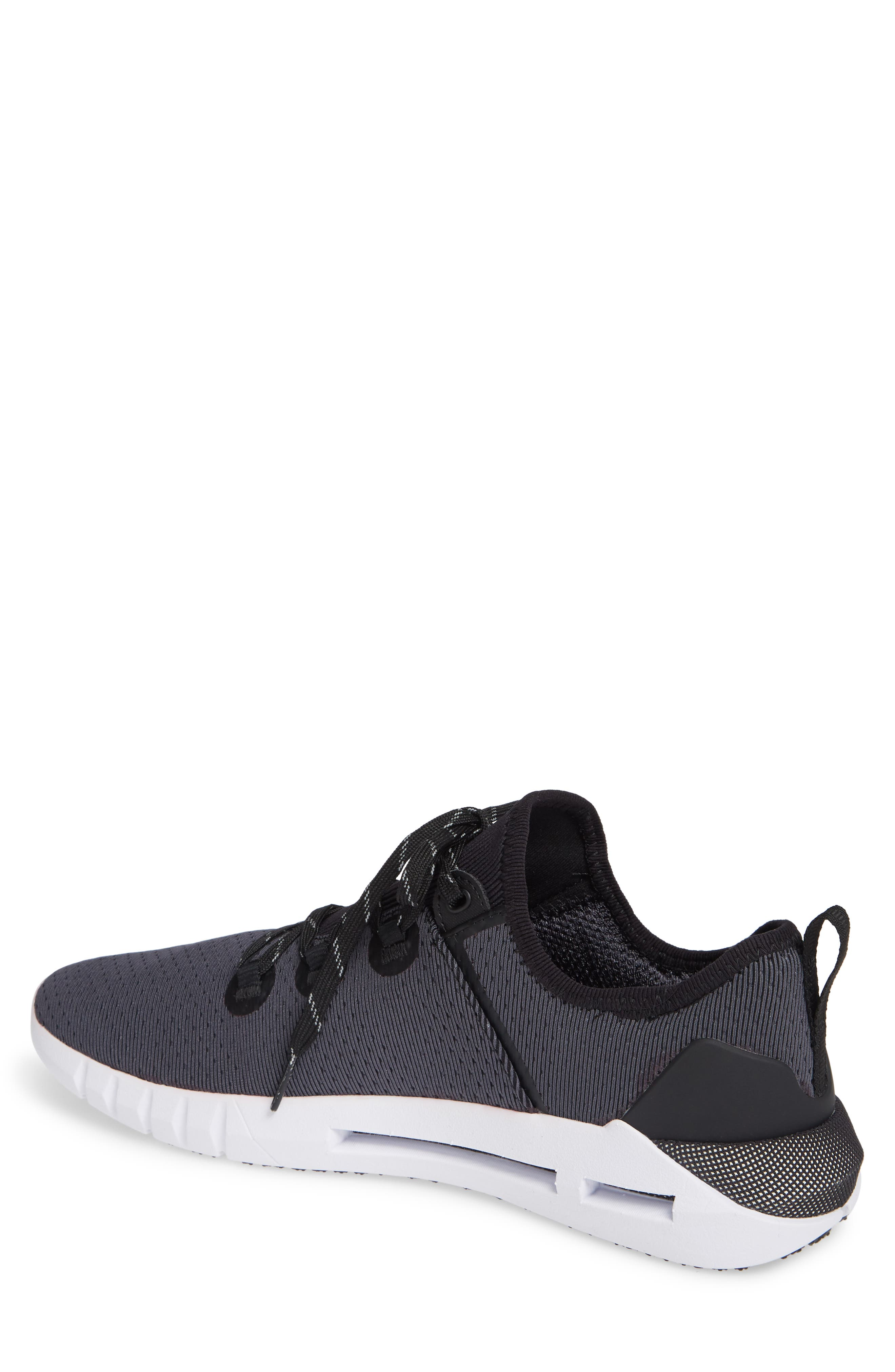 HOVR<sup>™</sup> SLK Running Shoe,                             Alternate thumbnail 2, color,                             BLACK/ WHITE / BLACK