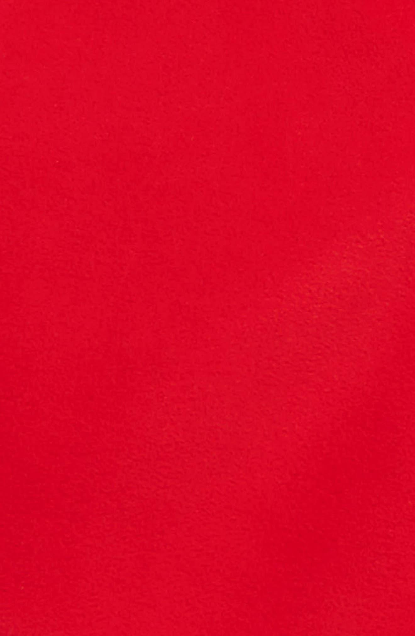 'Chimborazo' Hoodie,                             Alternate thumbnail 2, color,                             TNF RED/ GRAPHITE GREY