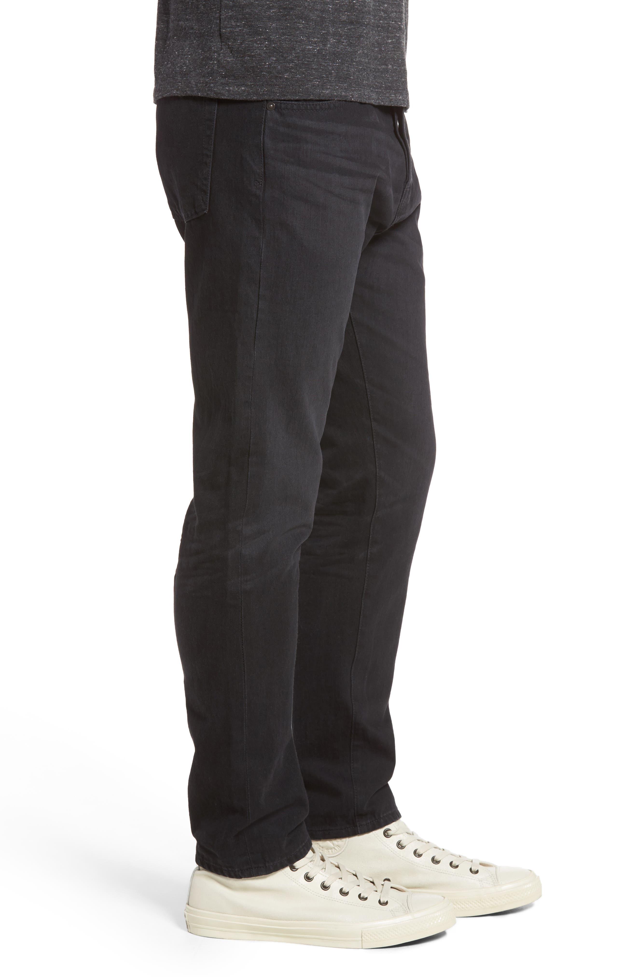 Apex Slouchy Slim Fit Jeans,                             Alternate thumbnail 3, color,