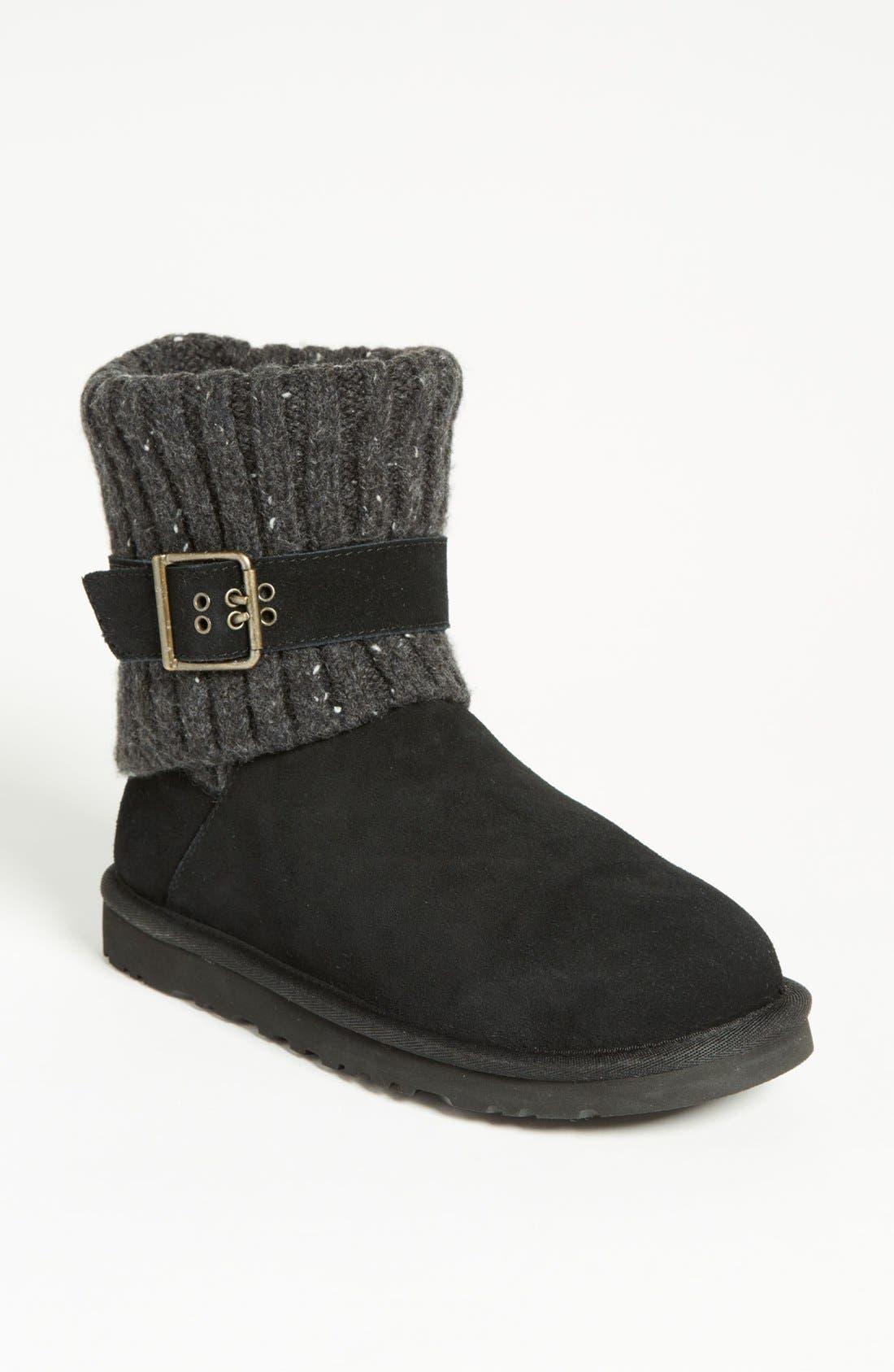 'Cambridge' Boot, Main, color, 001