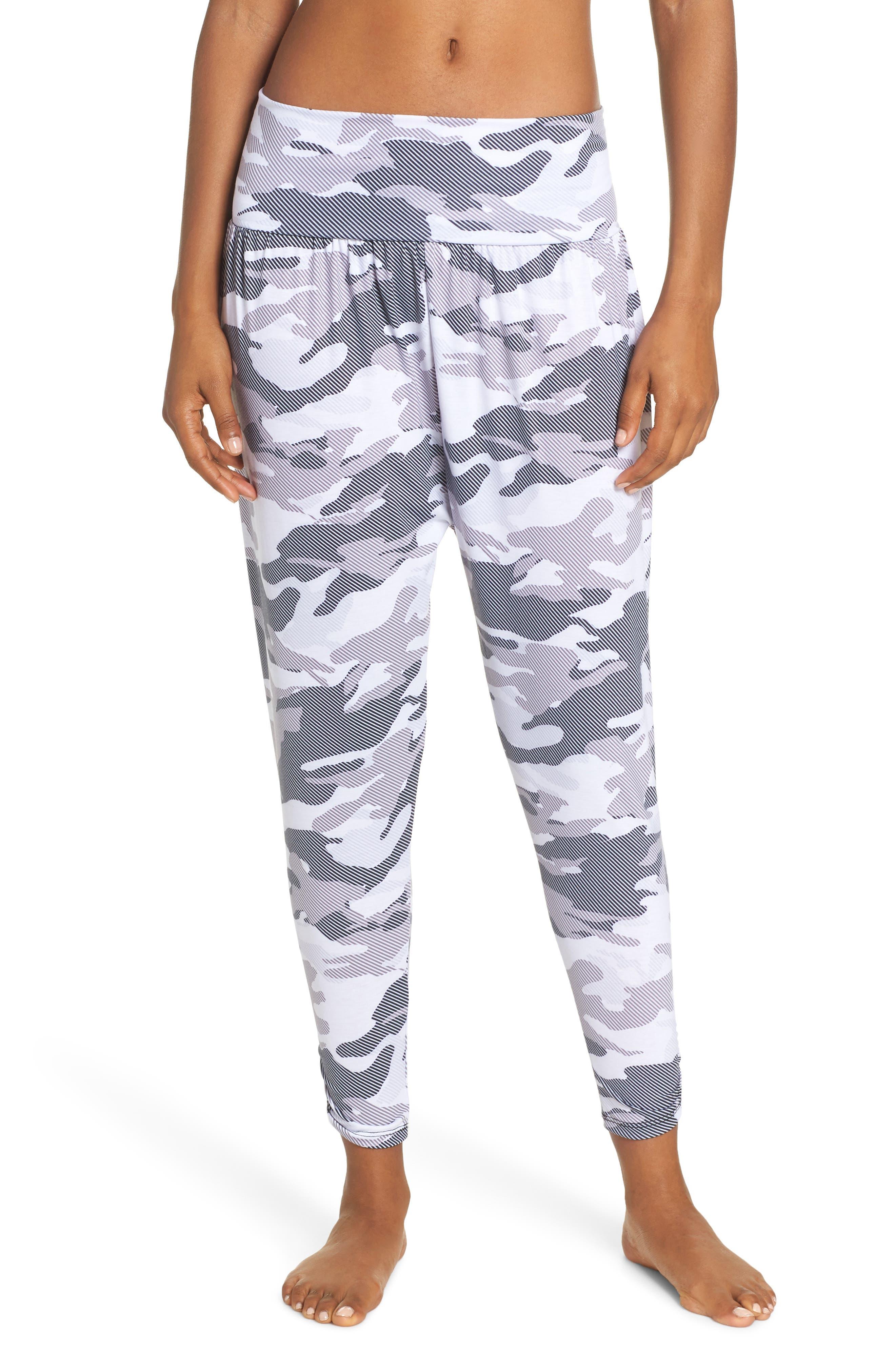Harem Pants,                         Main,                         color, DUST CAMO