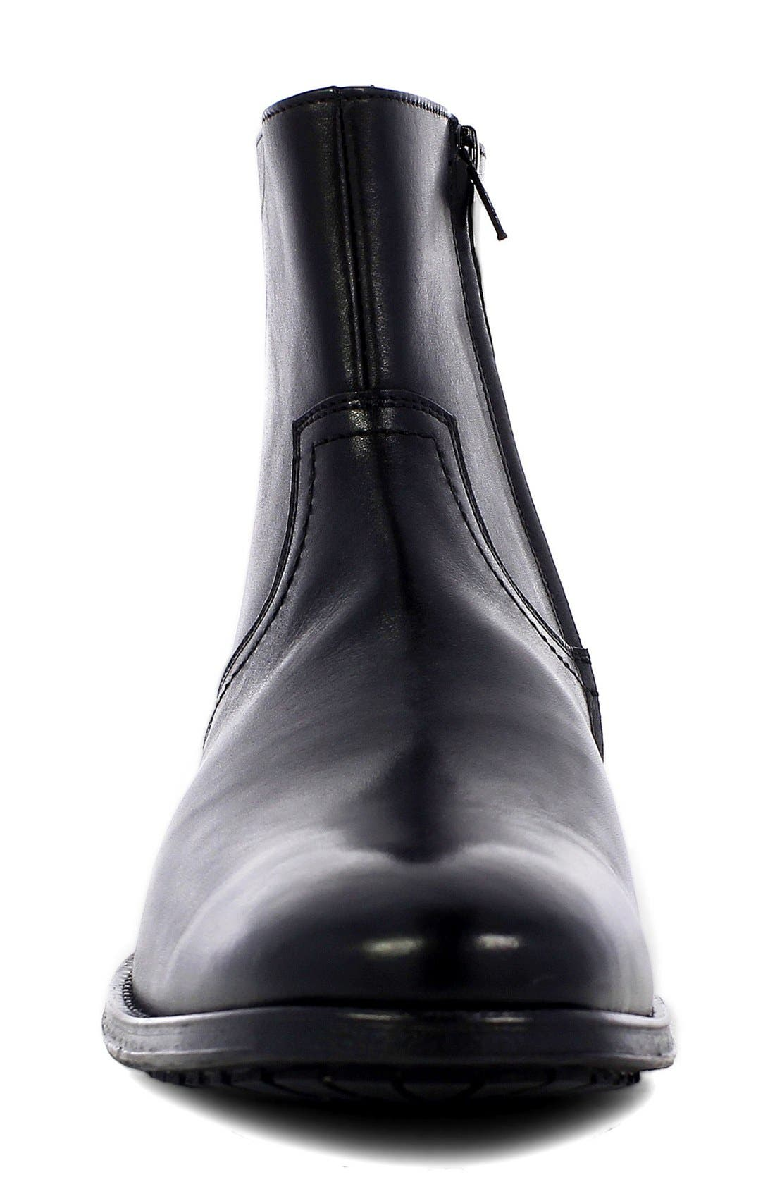 Capital Zip Boot,                             Alternate thumbnail 3, color,                             001