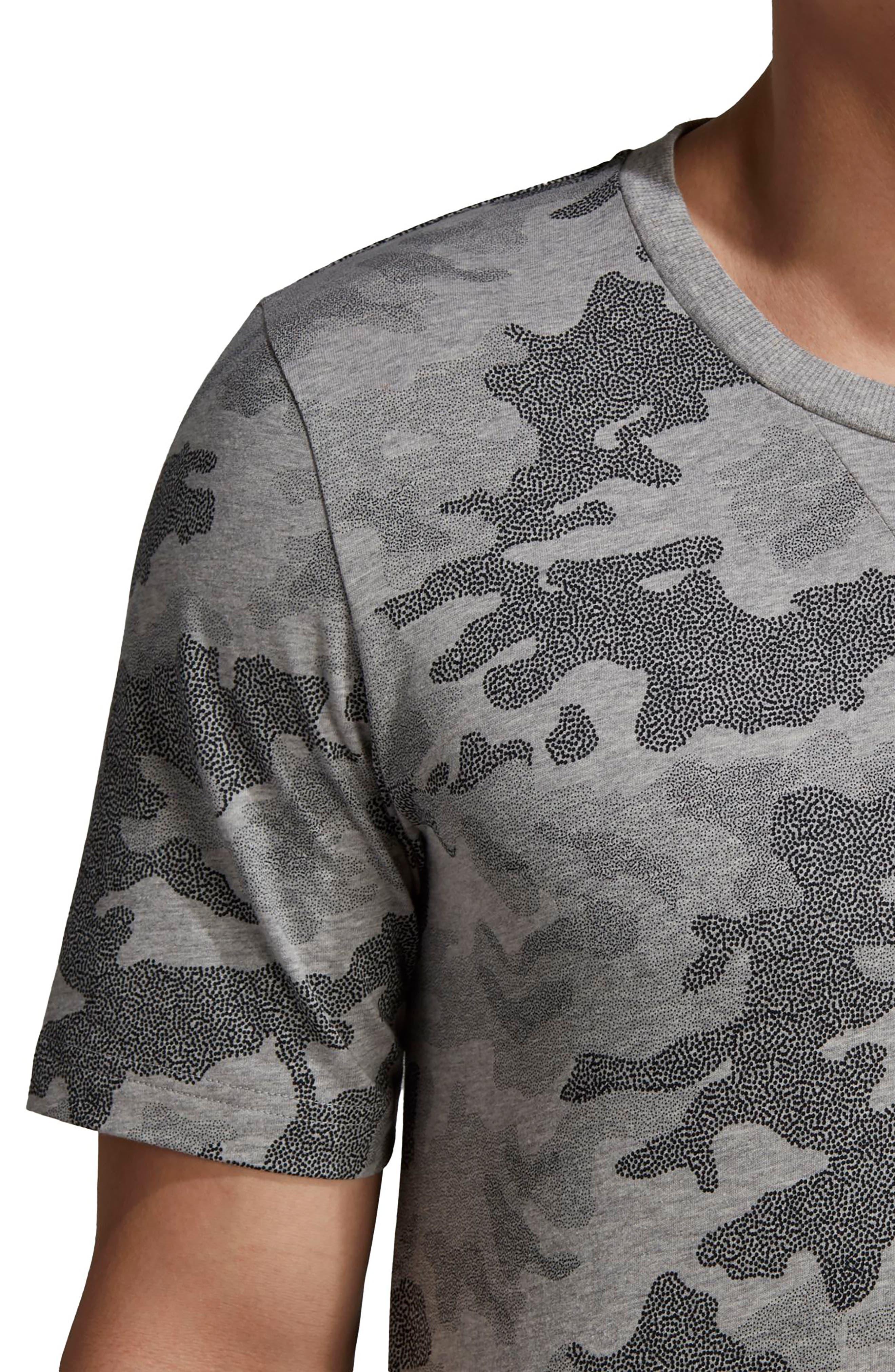 Regular Fit ID T-Shirt,                             Alternate thumbnail 5, color,                             035