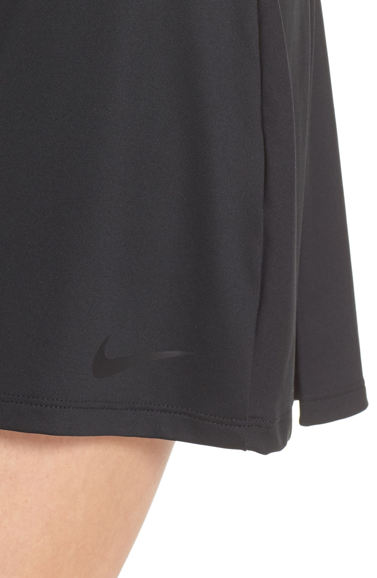 Flex Golf Skort,                             Alternate thumbnail 4, color,                             010